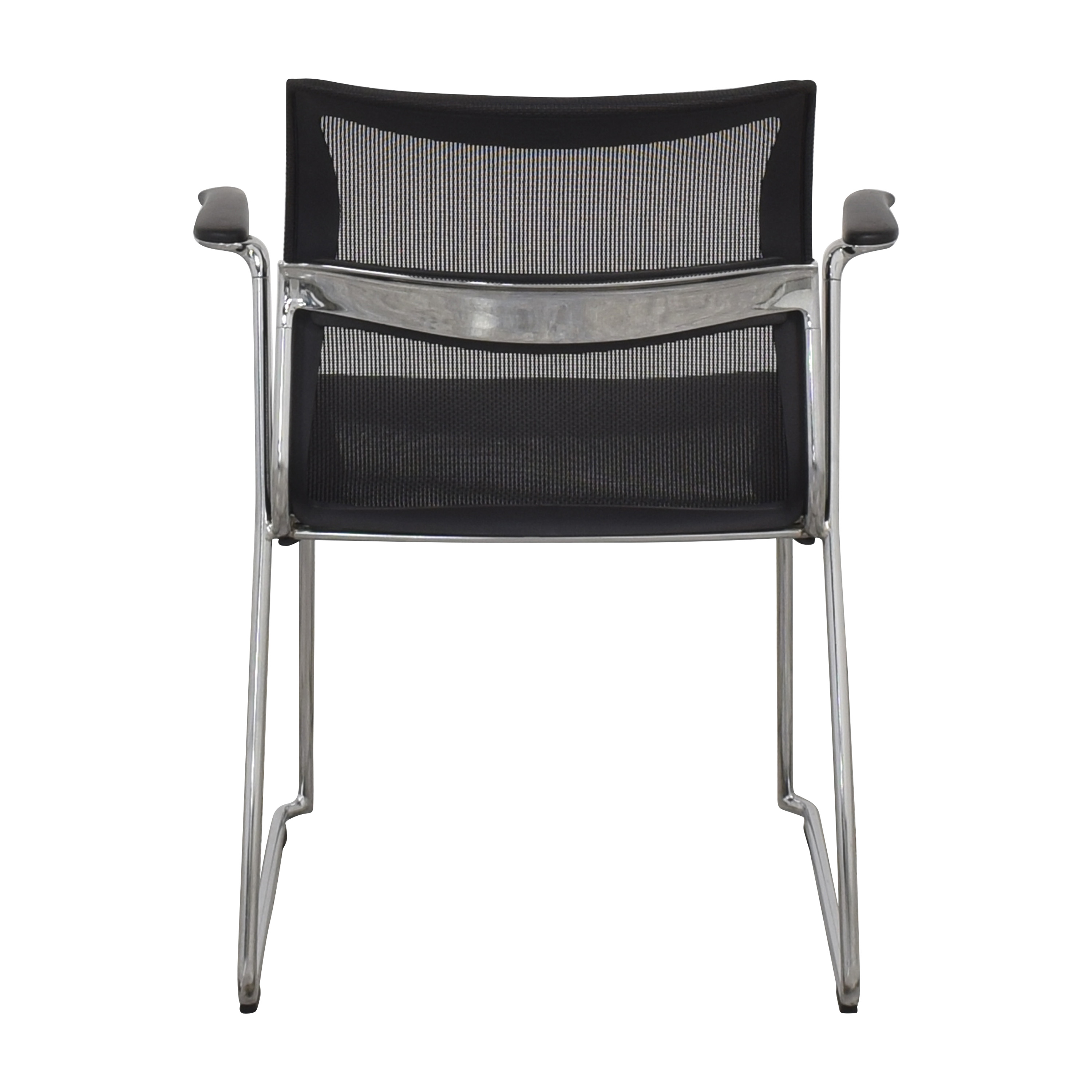 shop Stylex Zephyr Stacking Arm Chair Stylex Home Office Chairs