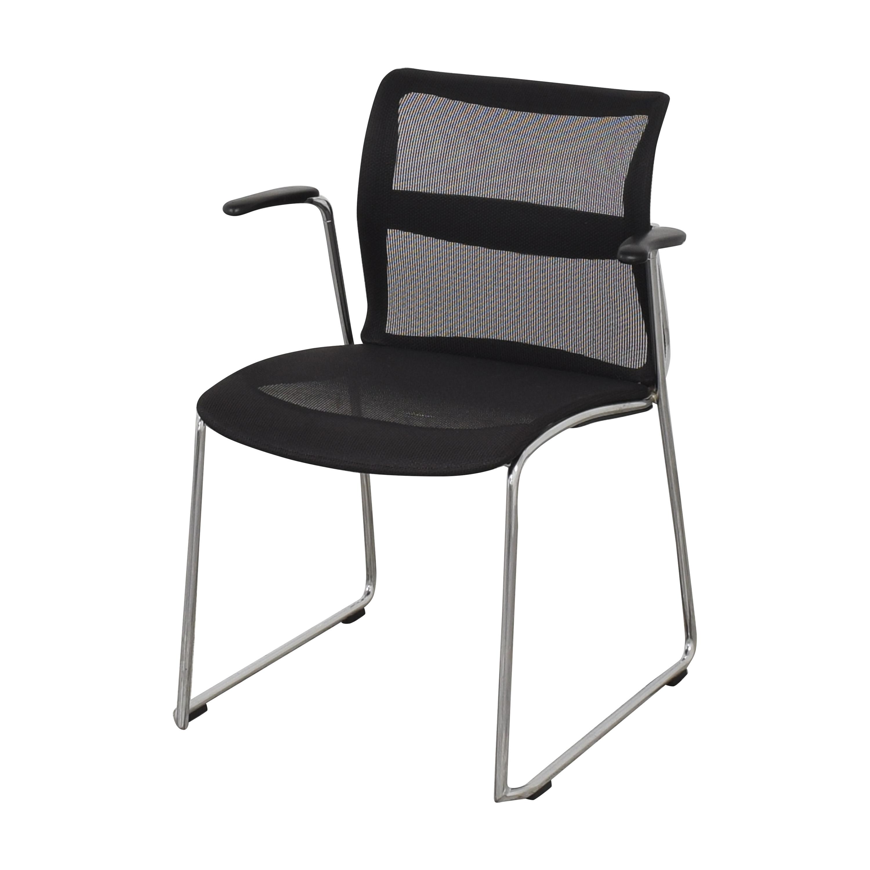 shop Stylex Zephyr Stacking Arm Chair Stylex