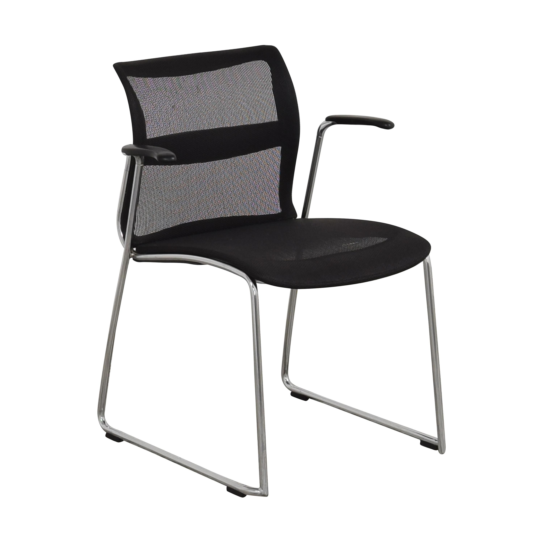 Stylex Stylex Zephyr Stacking Arm Chair nyc