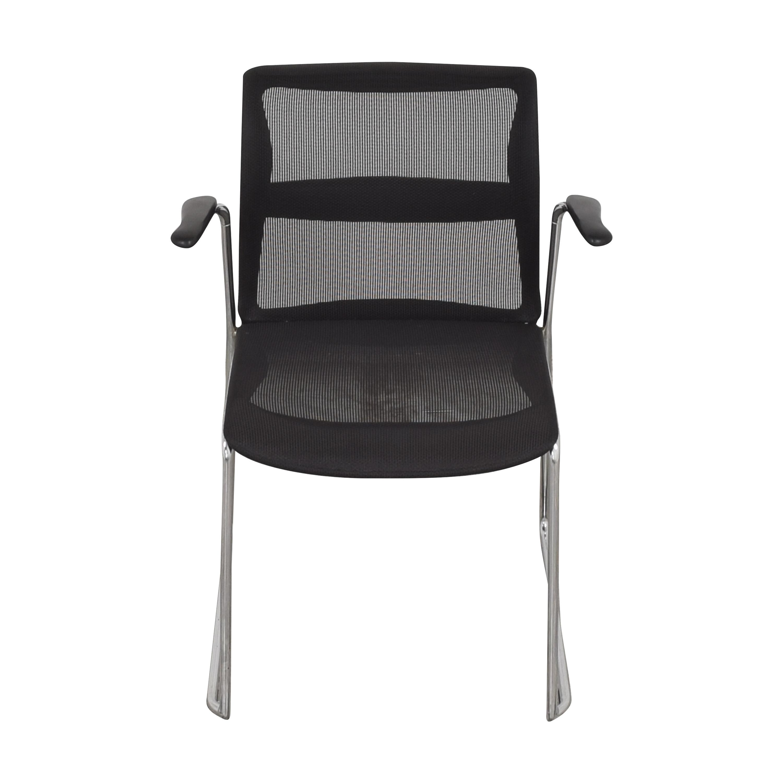 buy Stylex Stylex Zephyr Stacking Arm Chair online