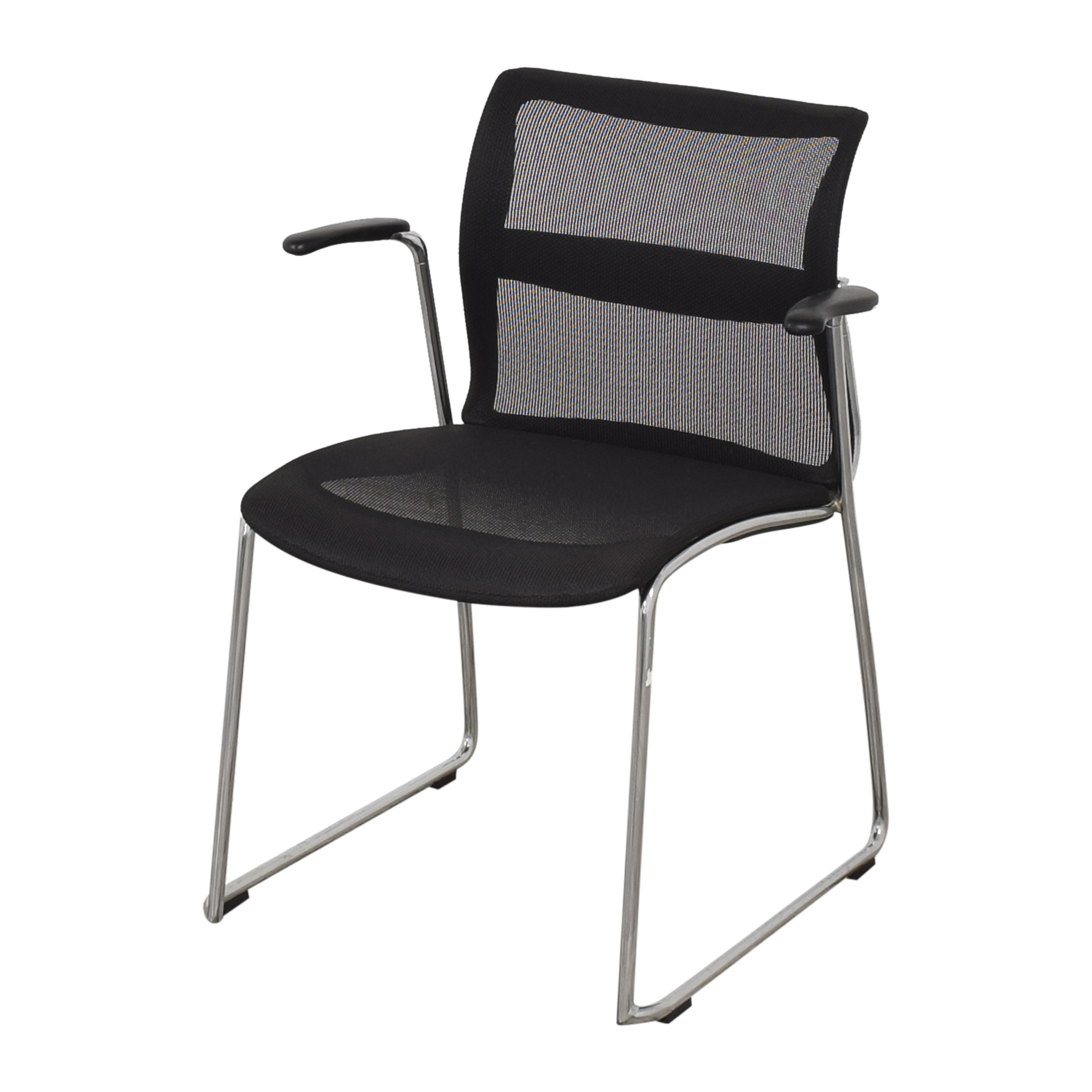 buy Stylex Zephyr Stacking Arm Chair Stylex Chairs