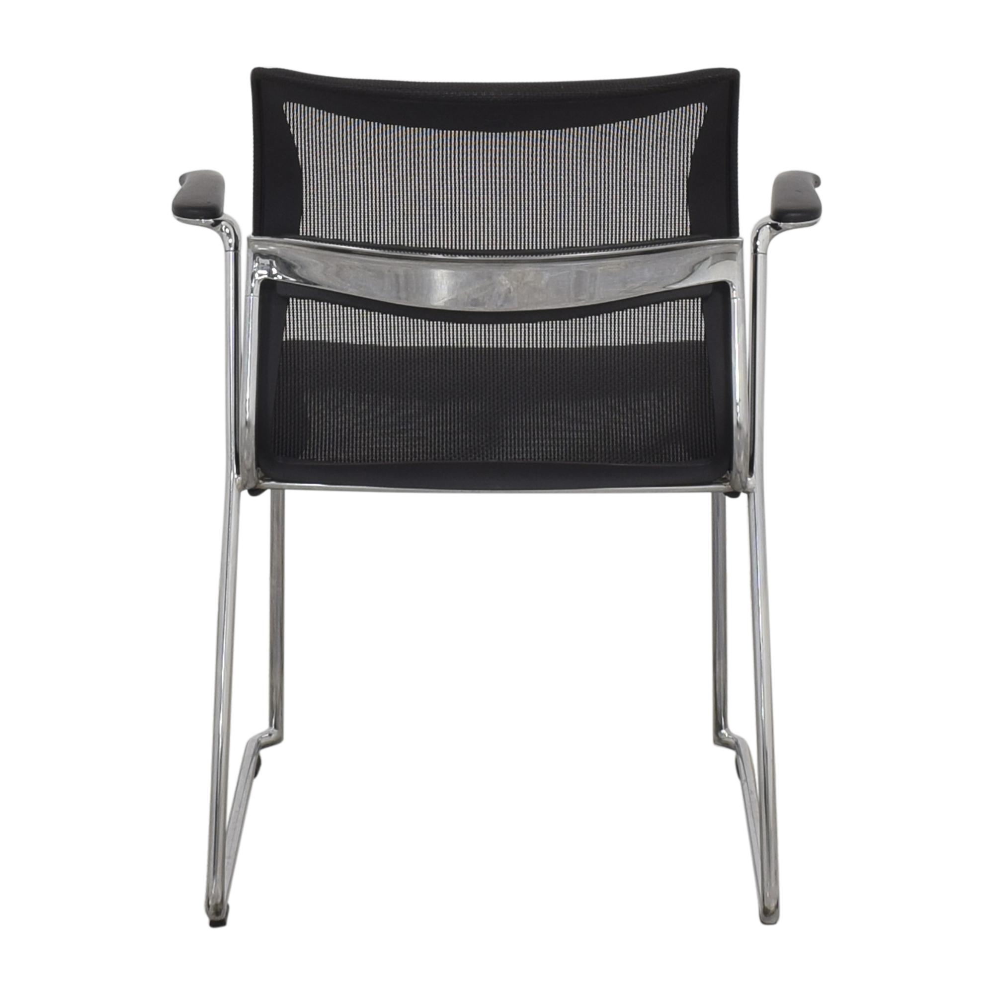 Stylex Stylex Zephyr Stacking Arm Chair nj