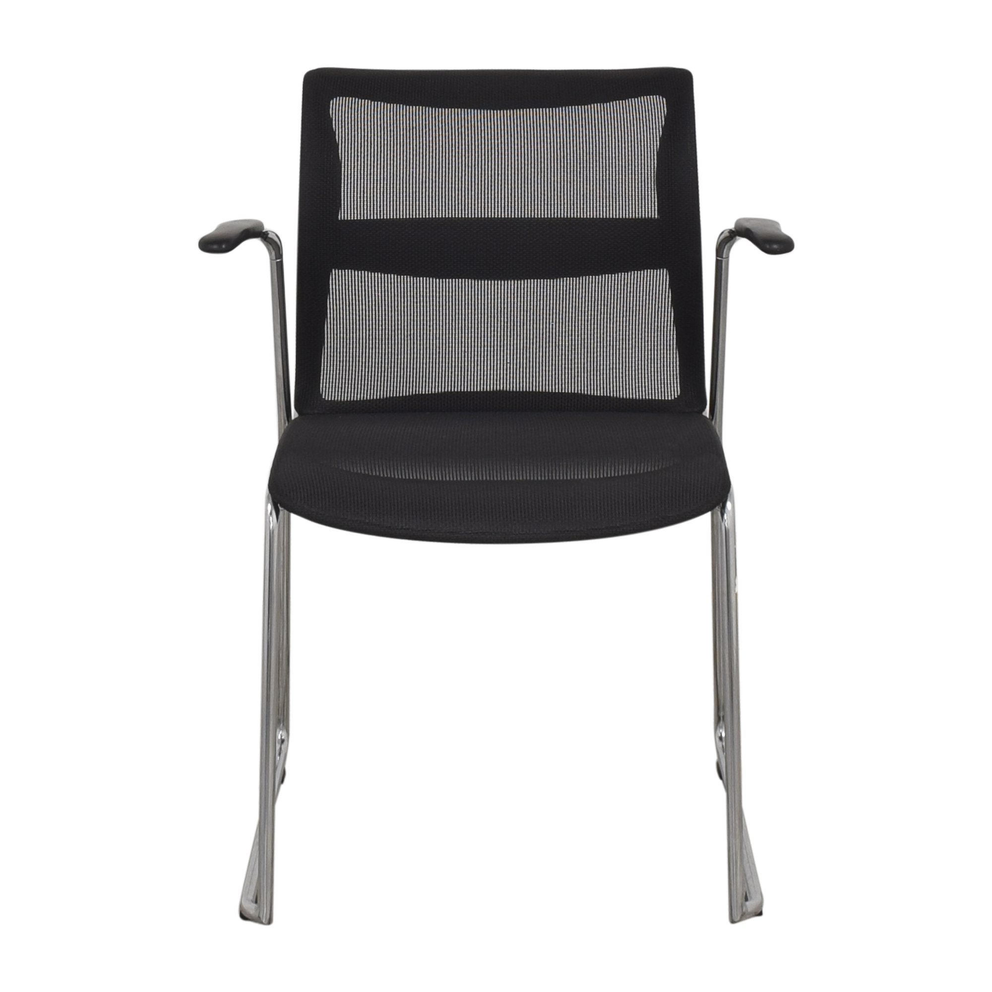 buy Stylex Zephyr Stacking Arm Chair Stylex Home Office Chairs