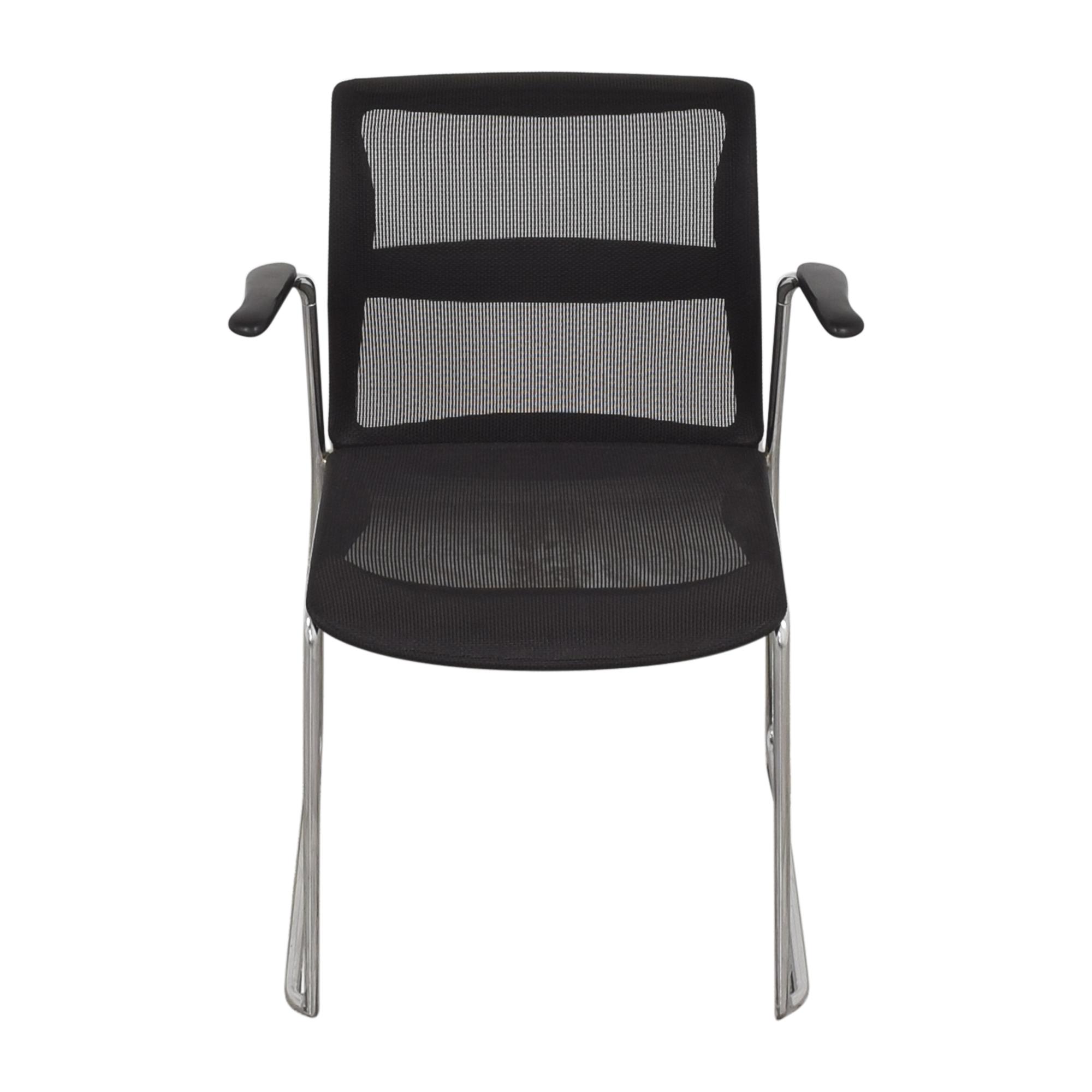 Stylex Stylex Zephyr Stacking Arm Chair