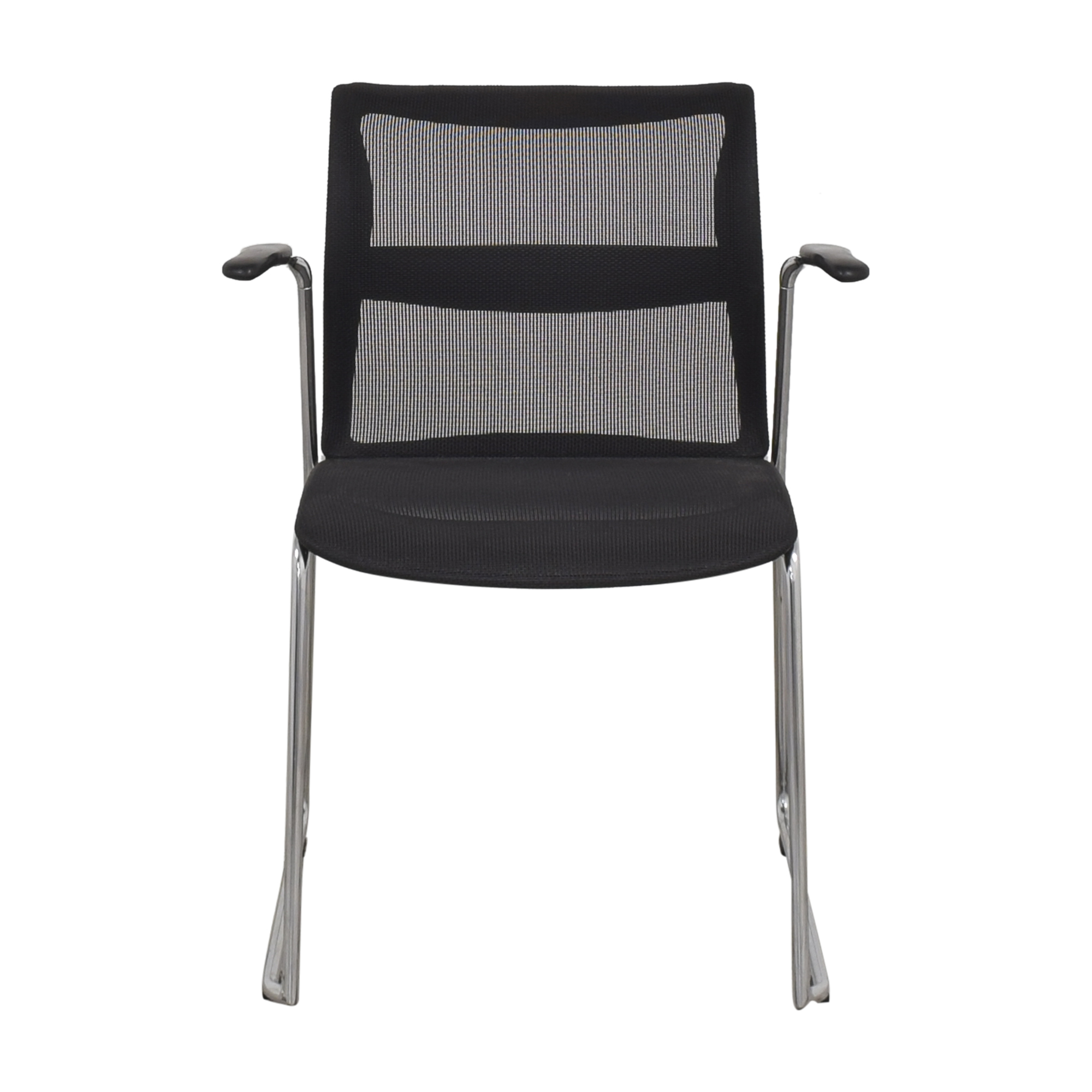 Stylex Stylex Zephyr Stacking Arm Chair nyc