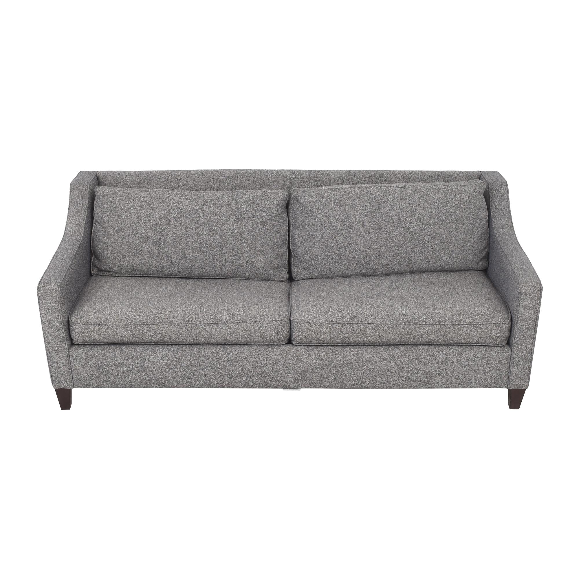 West Elm West Elm Paidge Sleeper Sofa dimensions