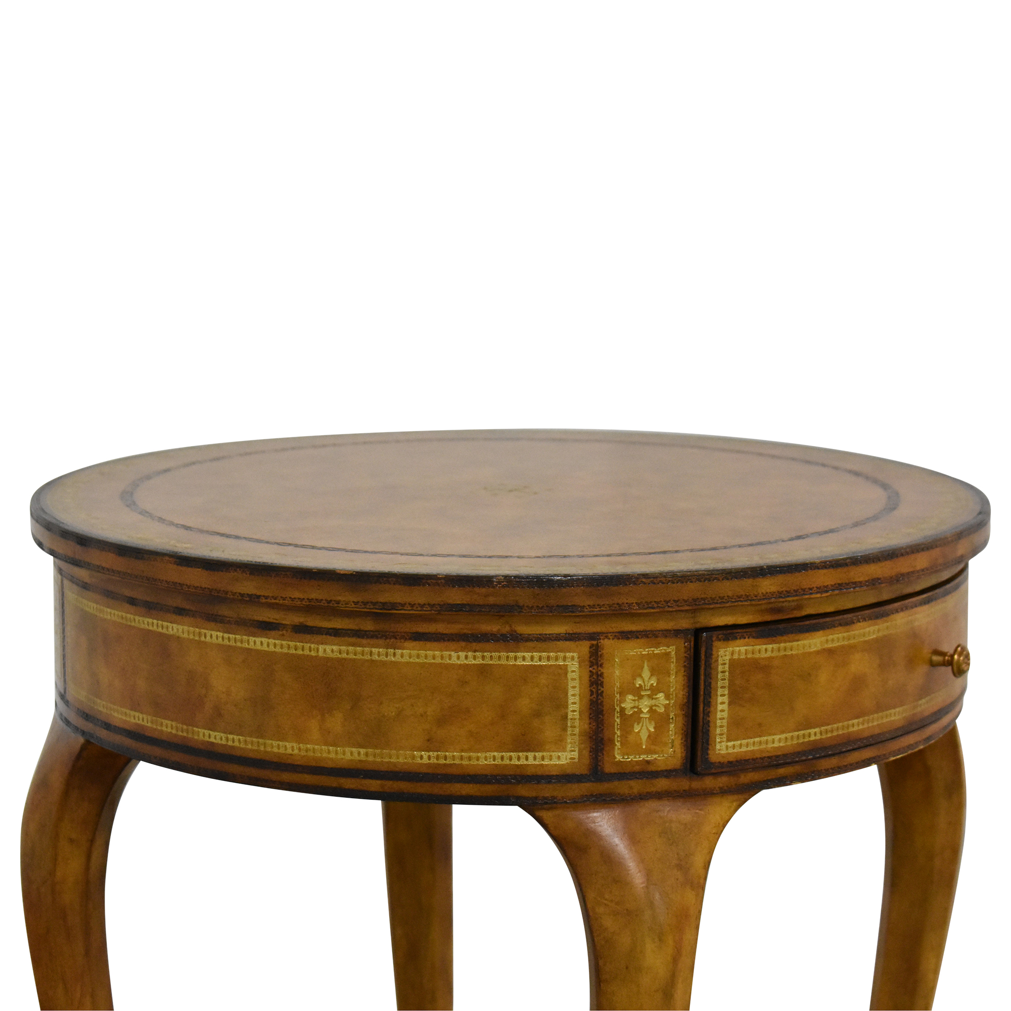 shop Maitland-Smith Round Accent Table Maitland-Smith Accent Tables