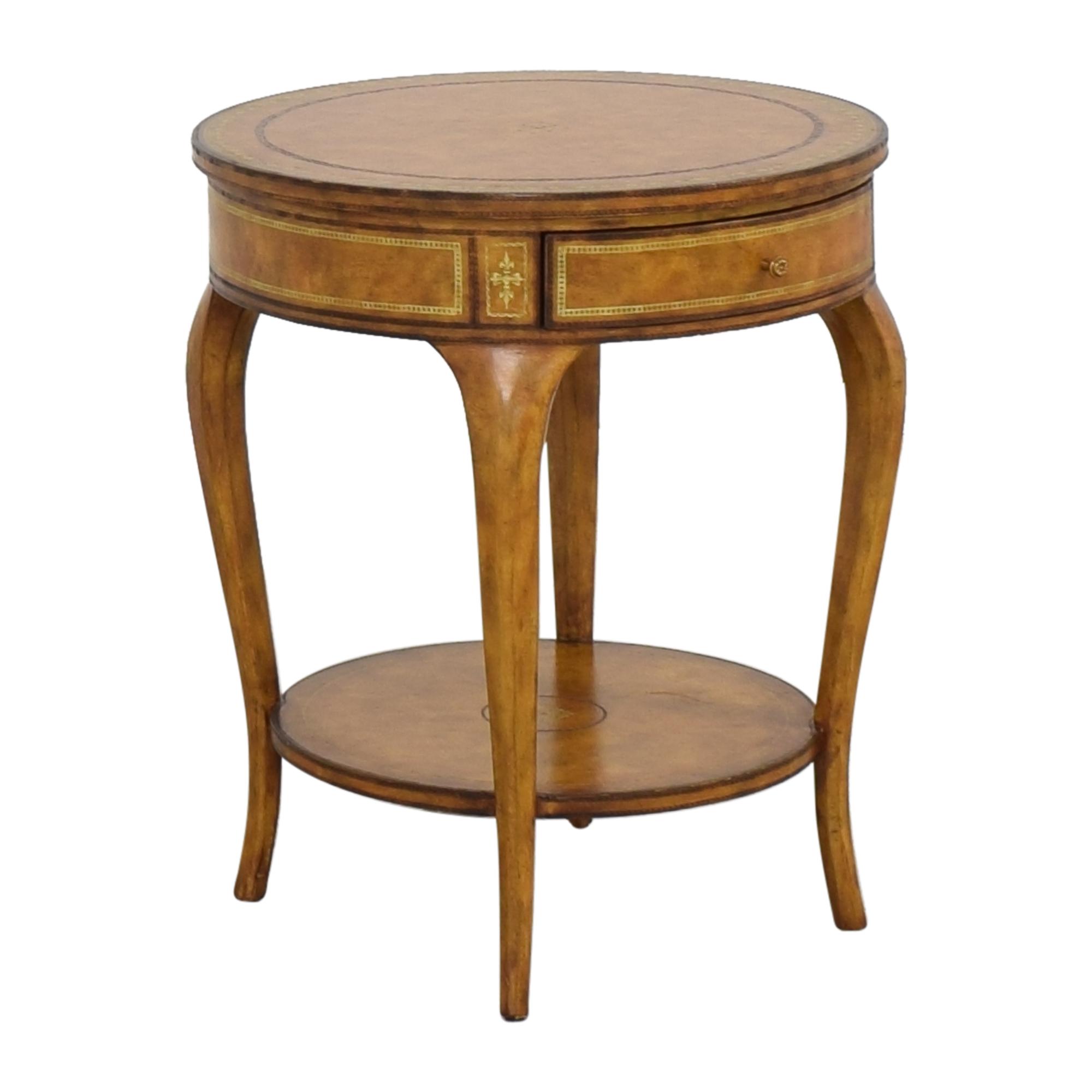 Maitland-Smith Maitland-Smith Round Accent Table Tables