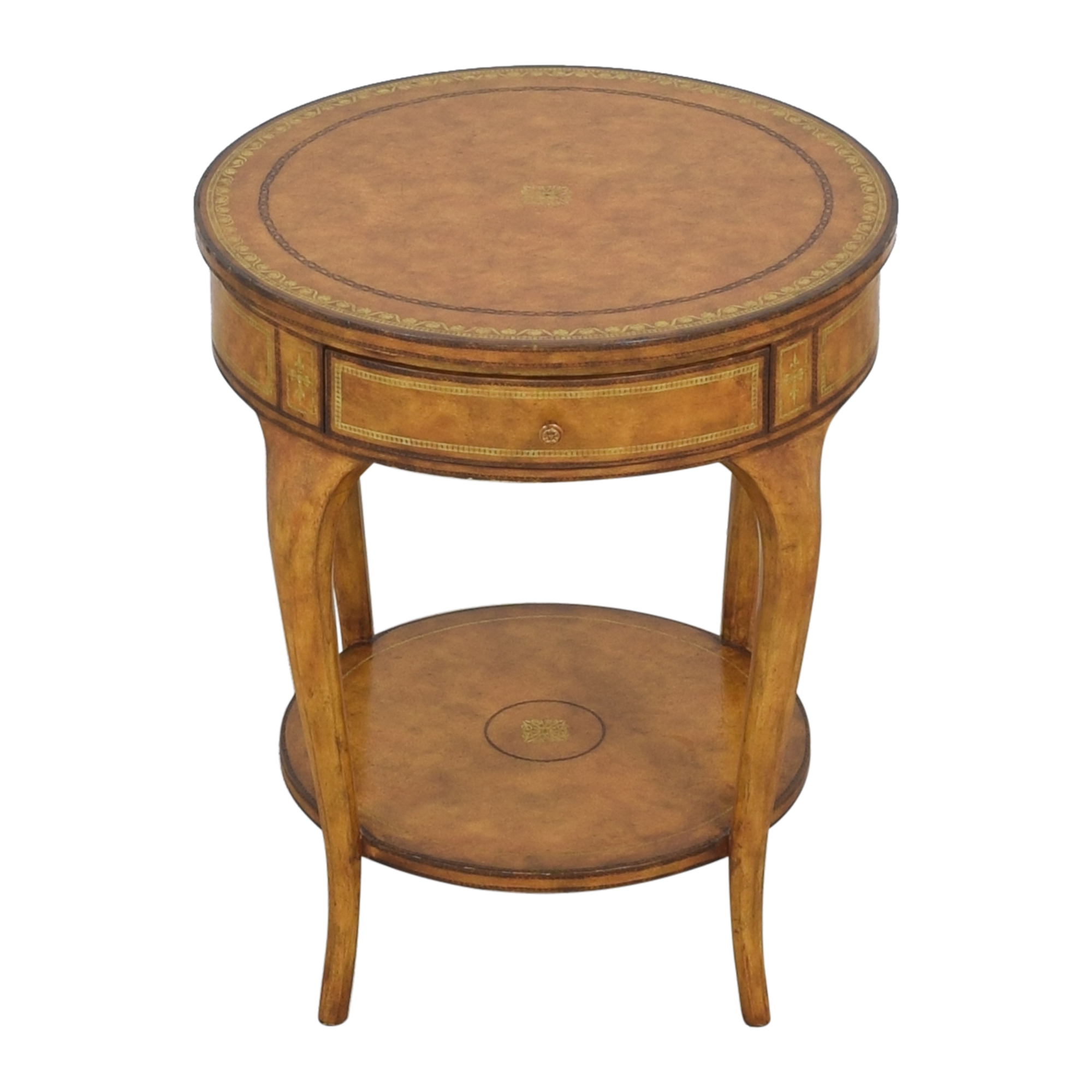 shop Maitland-Smith Maitland-Smith Round Accent Table online
