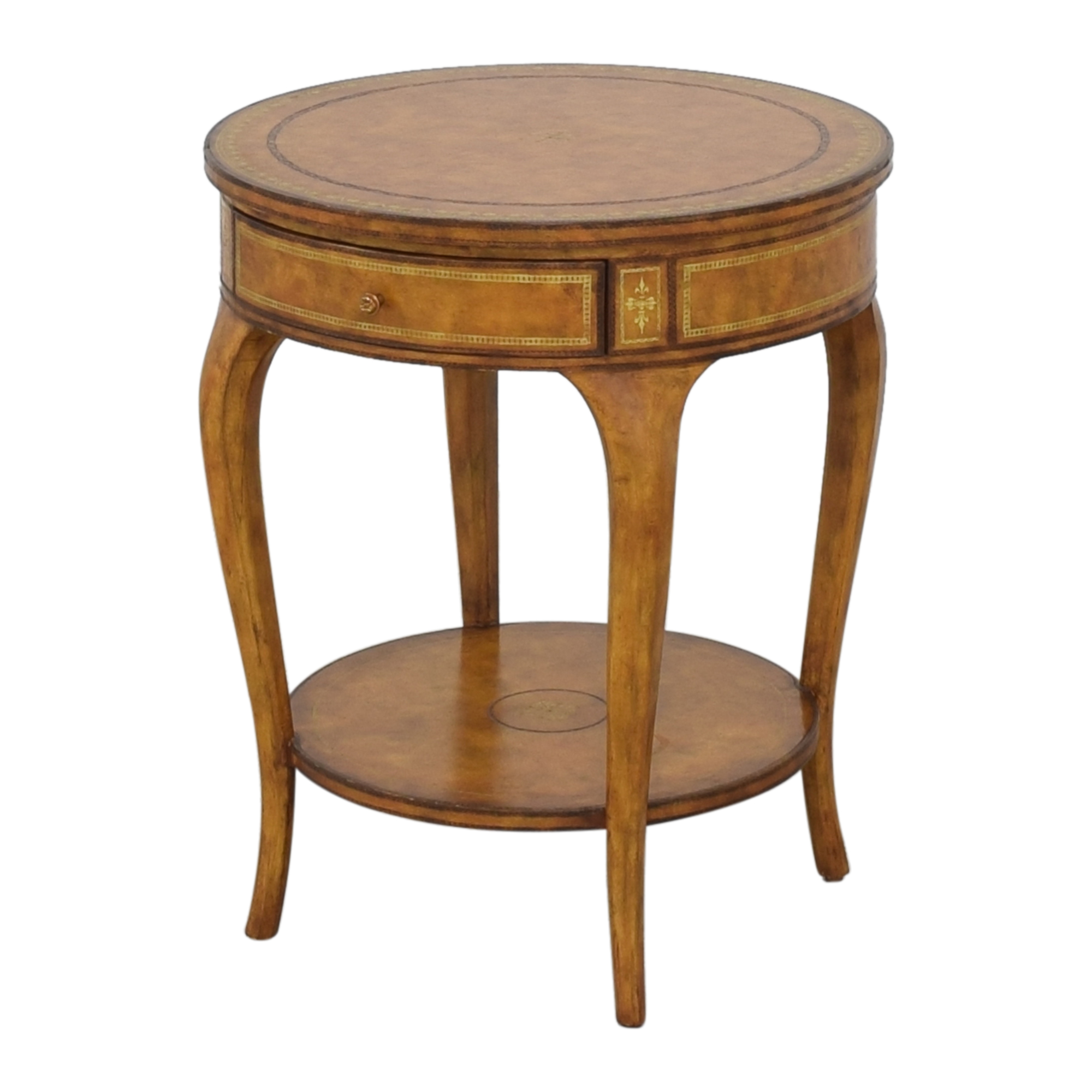 Maitland-Smith Maitland-Smith Round Accent Table Accent Tables