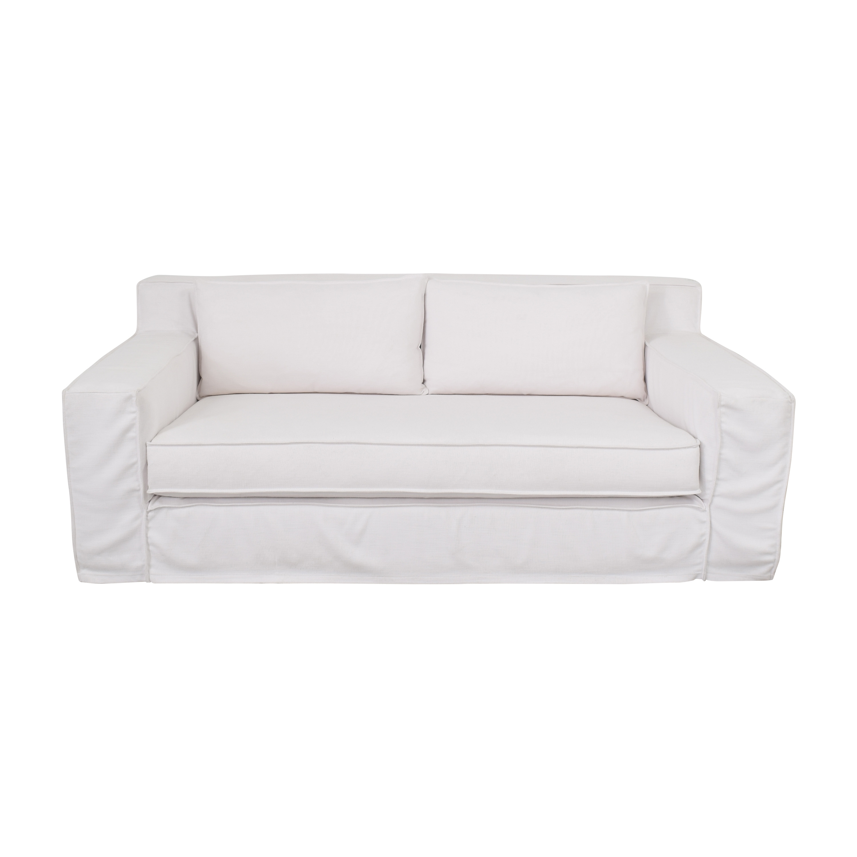 Restoration Hardware Restoration Hardware Capri Slipcovered Sofa price