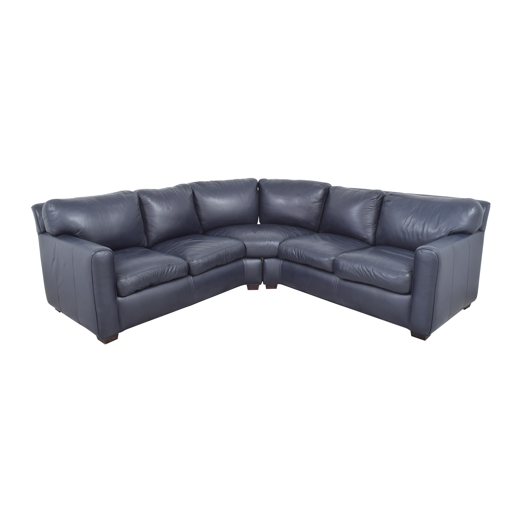 buy Hancock and Moore Corner Sectional Sofa Hancock and Moore Sectionals