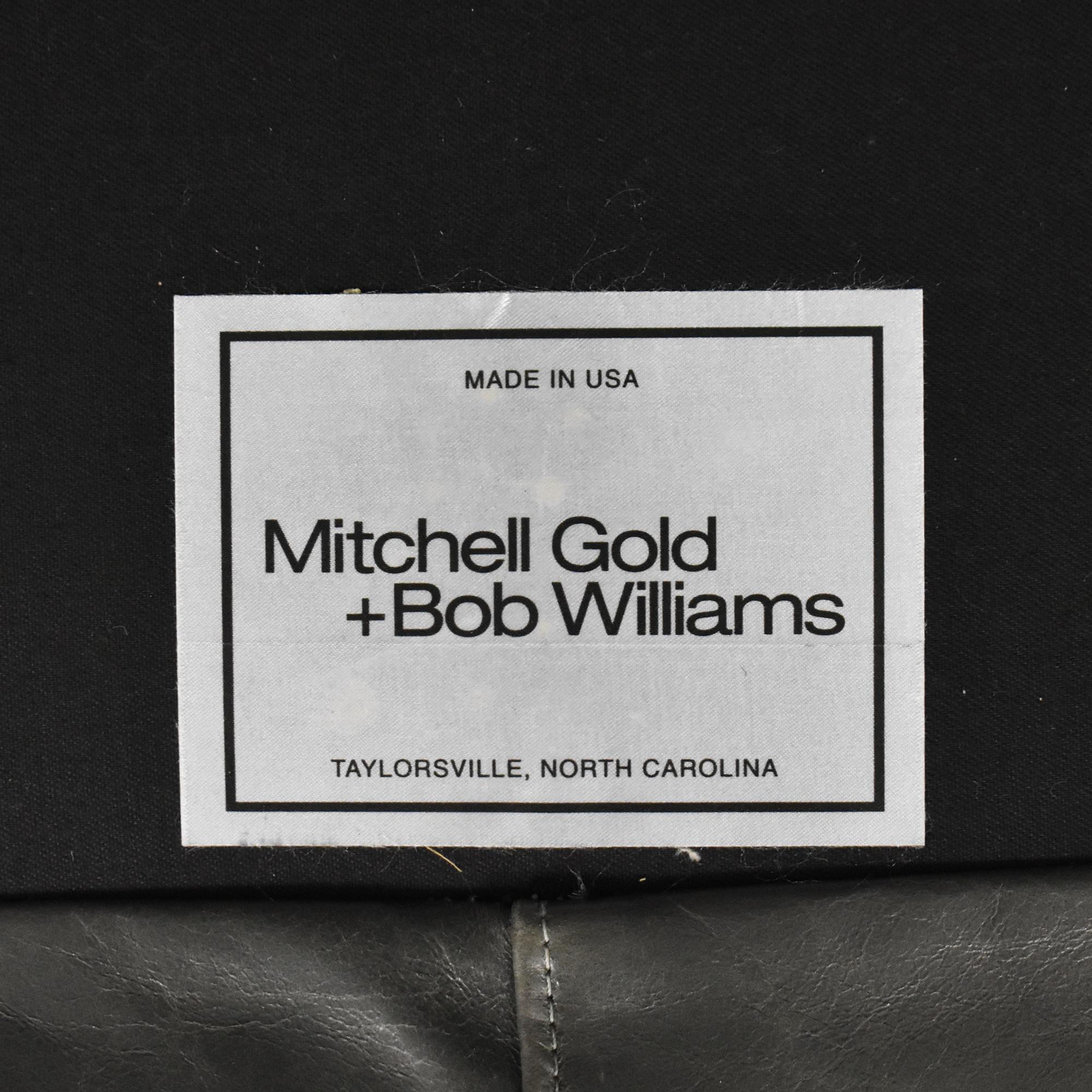 Mitchell Gold + Bob Williams Mitchell Gold + Bob Williams Alex Two Cushion Sofa second hand
