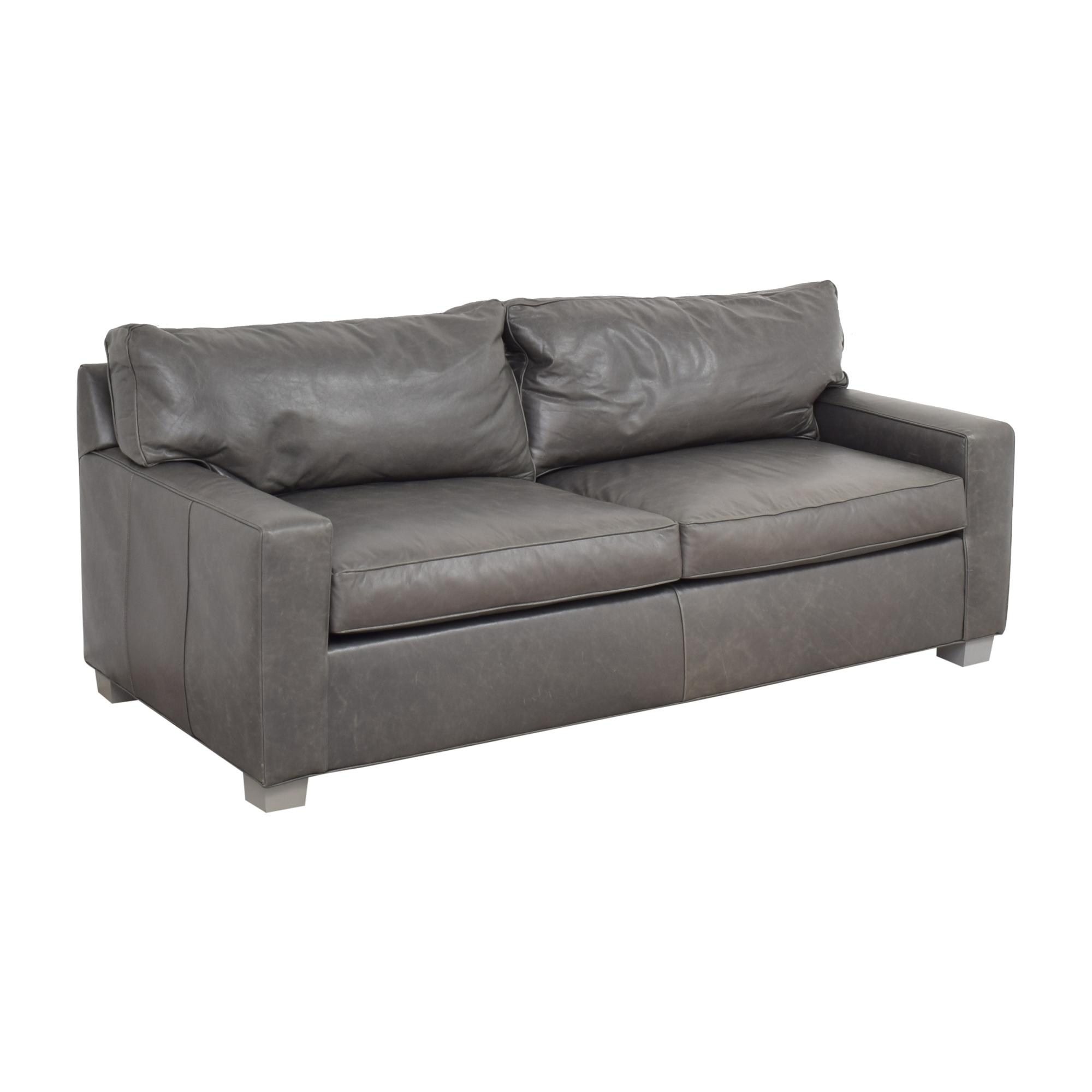 Mitchell Gold + Bob Williams Mitchell Gold + Bob Williams Alex Two Cushion Sofa nyc