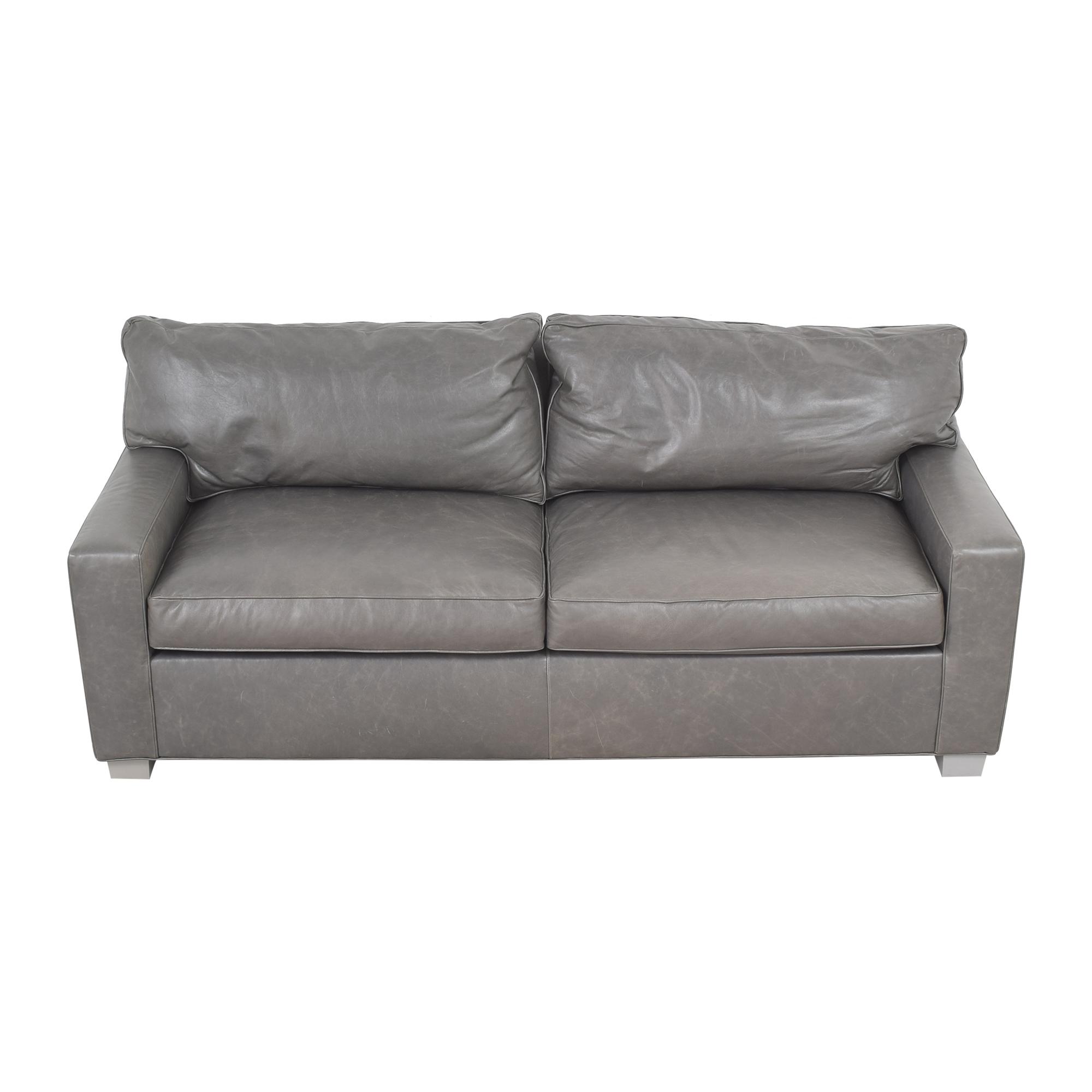 buy Mitchell Gold + Bob Williams Alex Two Cushion Sofa Mitchell Gold + Bob Williams Classic Sofas