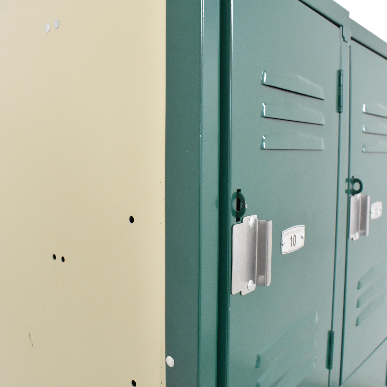 Republic Storage Systems Republic Storage Systems Co. Lockers
