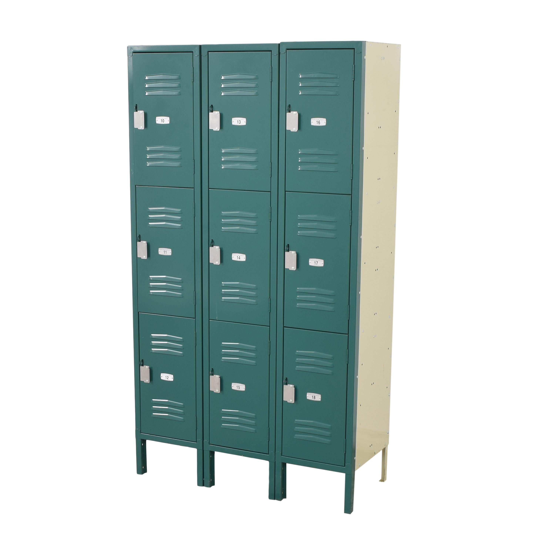 Republic Storage Systems Republic Storage Systems Co. Lockers ma