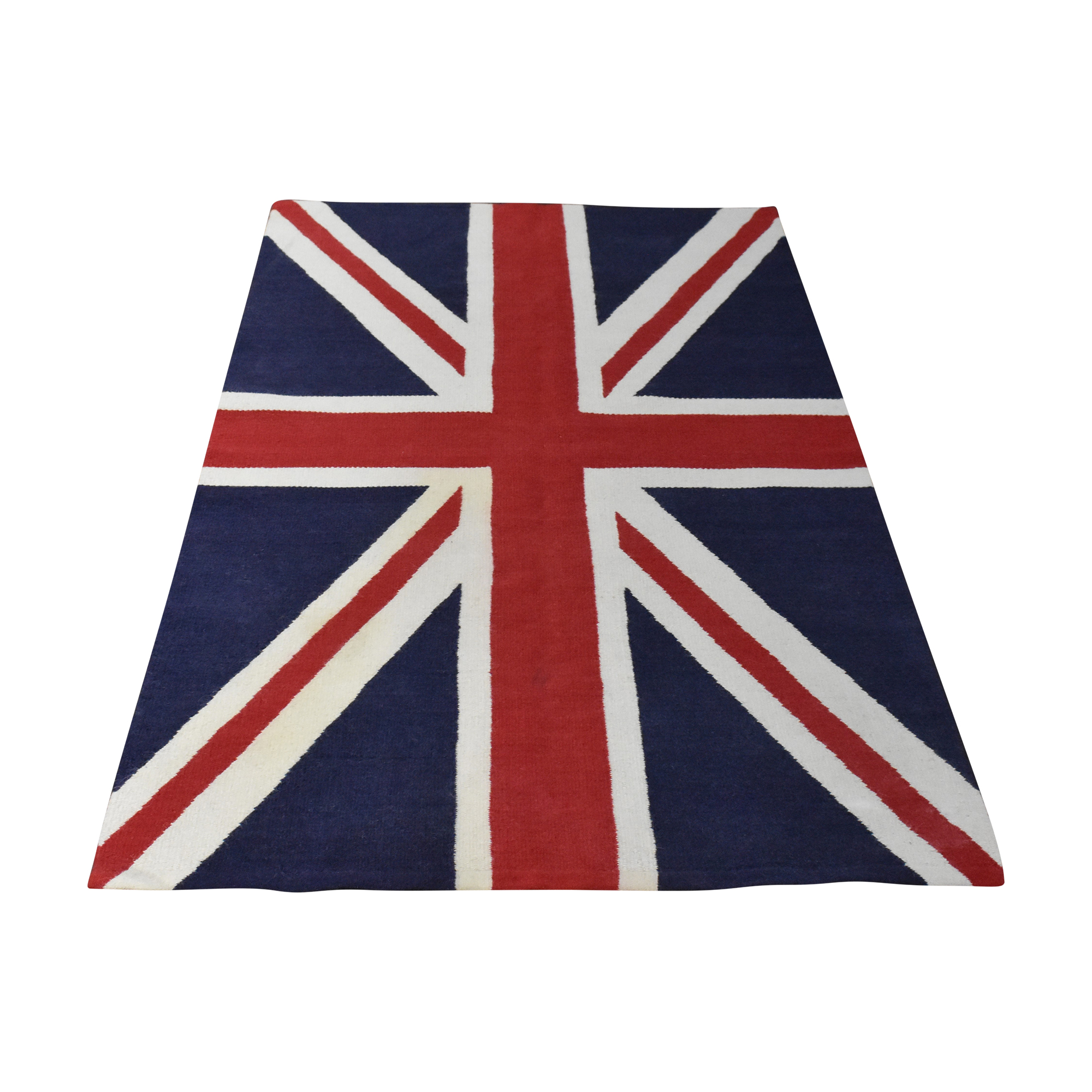 Jonathan Adler Jonathan Adler Union Jack Area Rug on sale
