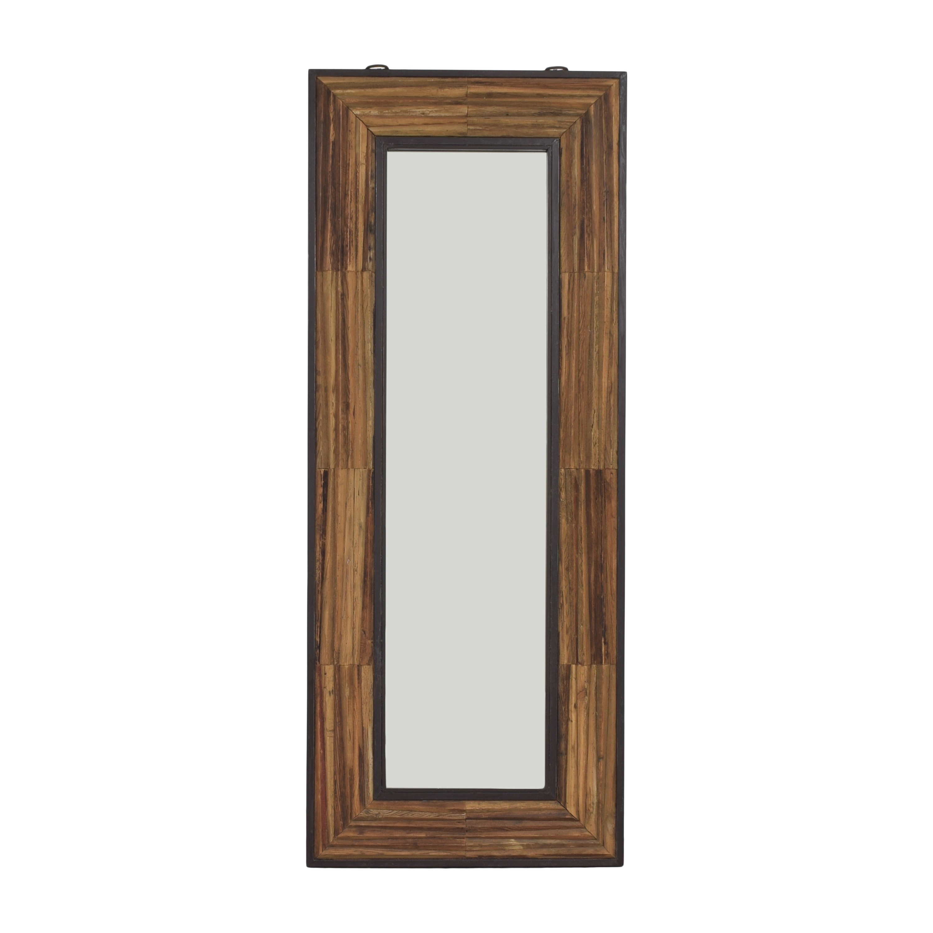 buy Restoration Hardware Restoration Hardware Framed Floor Mirror online