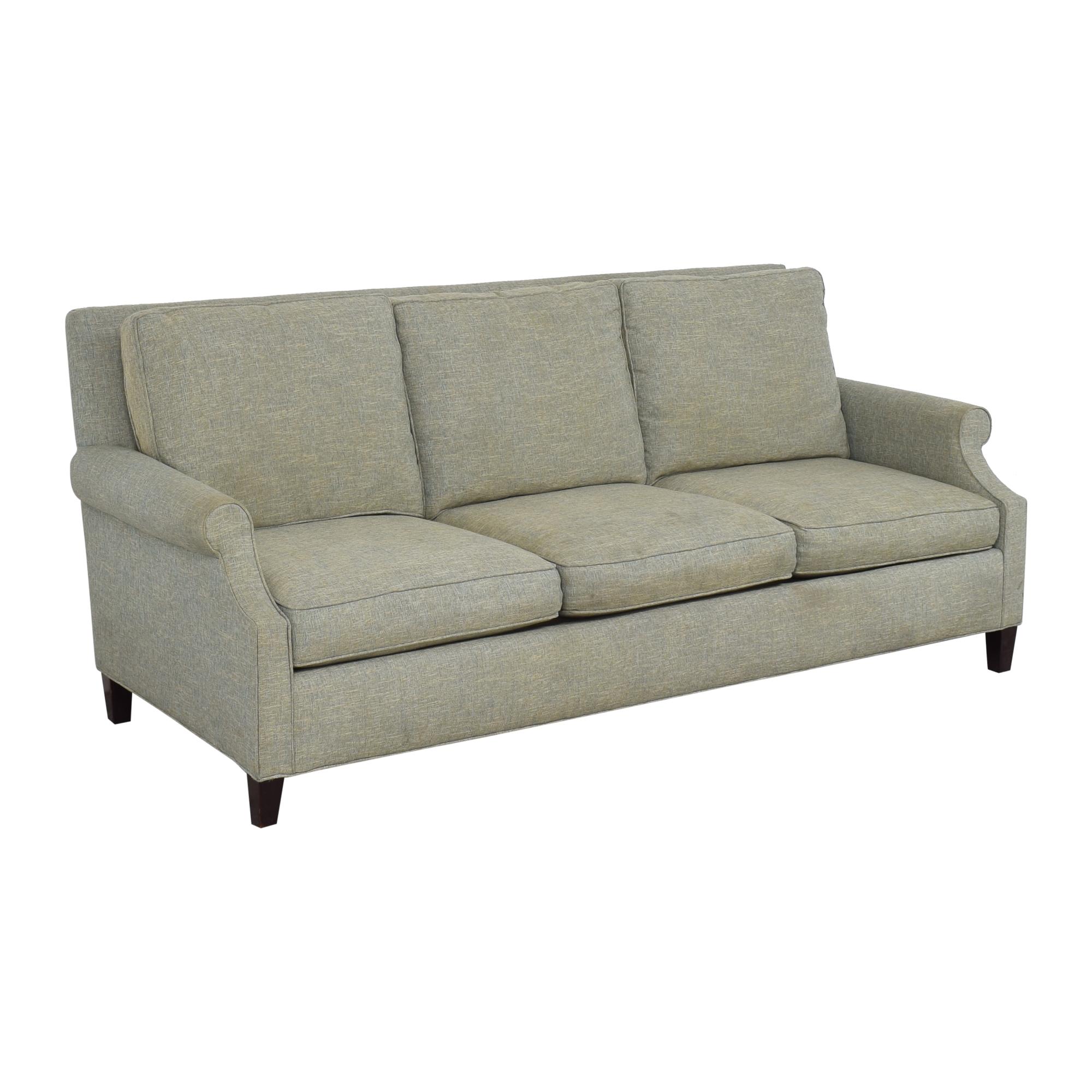 buy Stickley Furniture Natick Sofa Stickley Furniture Sofas