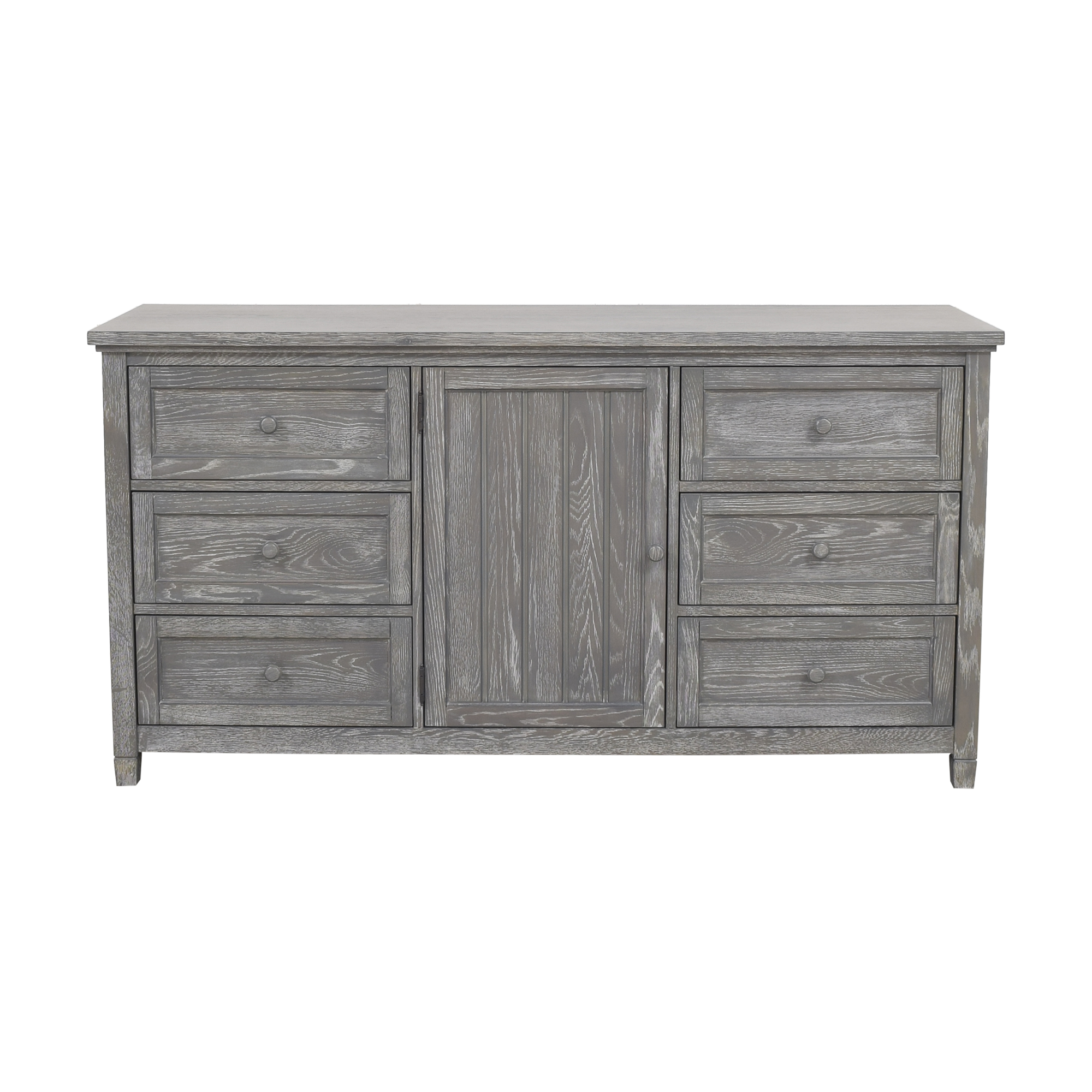 shop Pottery Barn Teen Beadboard Six Drawer Wide Dresser Pottery Barn Teen Storage
