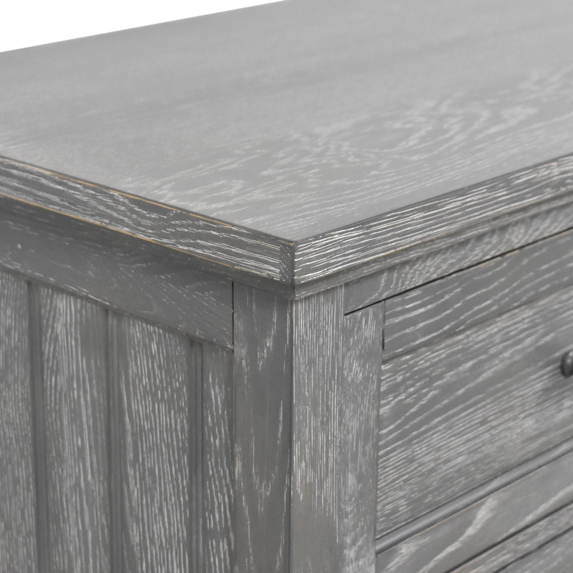 Pottery Barn Teen Pottery Barn Teen Beadboard Six Drawer Wide Dresser Dressers