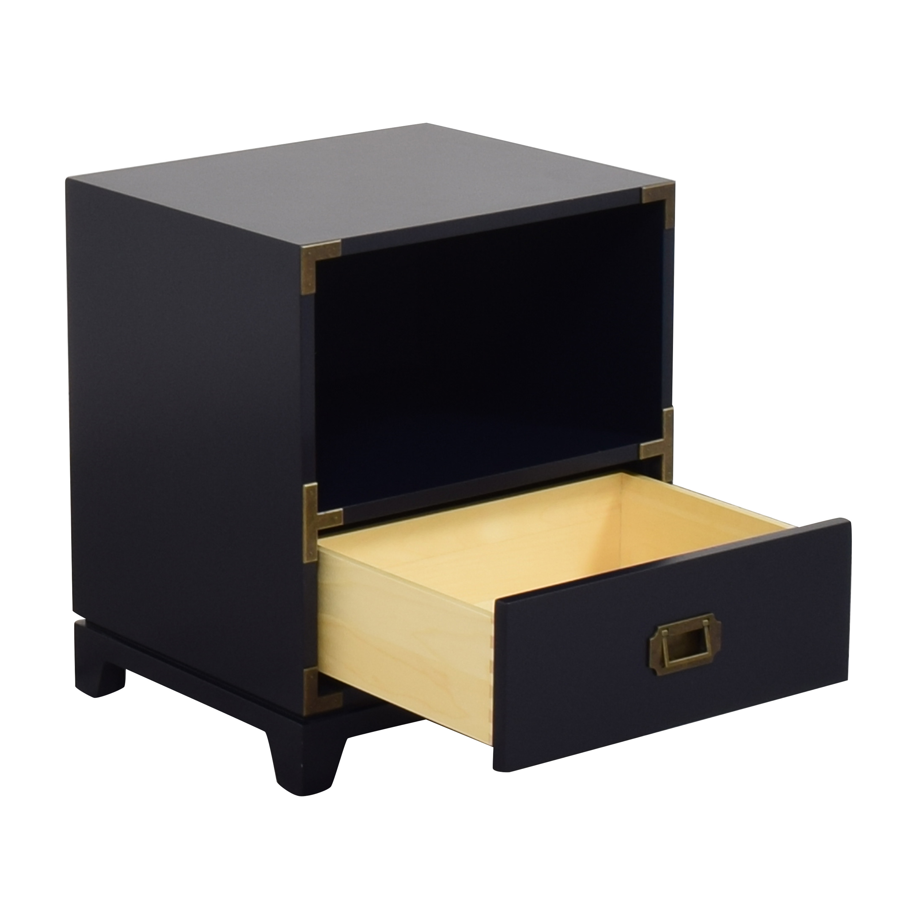 Crate & Barrel Crate & Kids Campaign Nightstand for sale