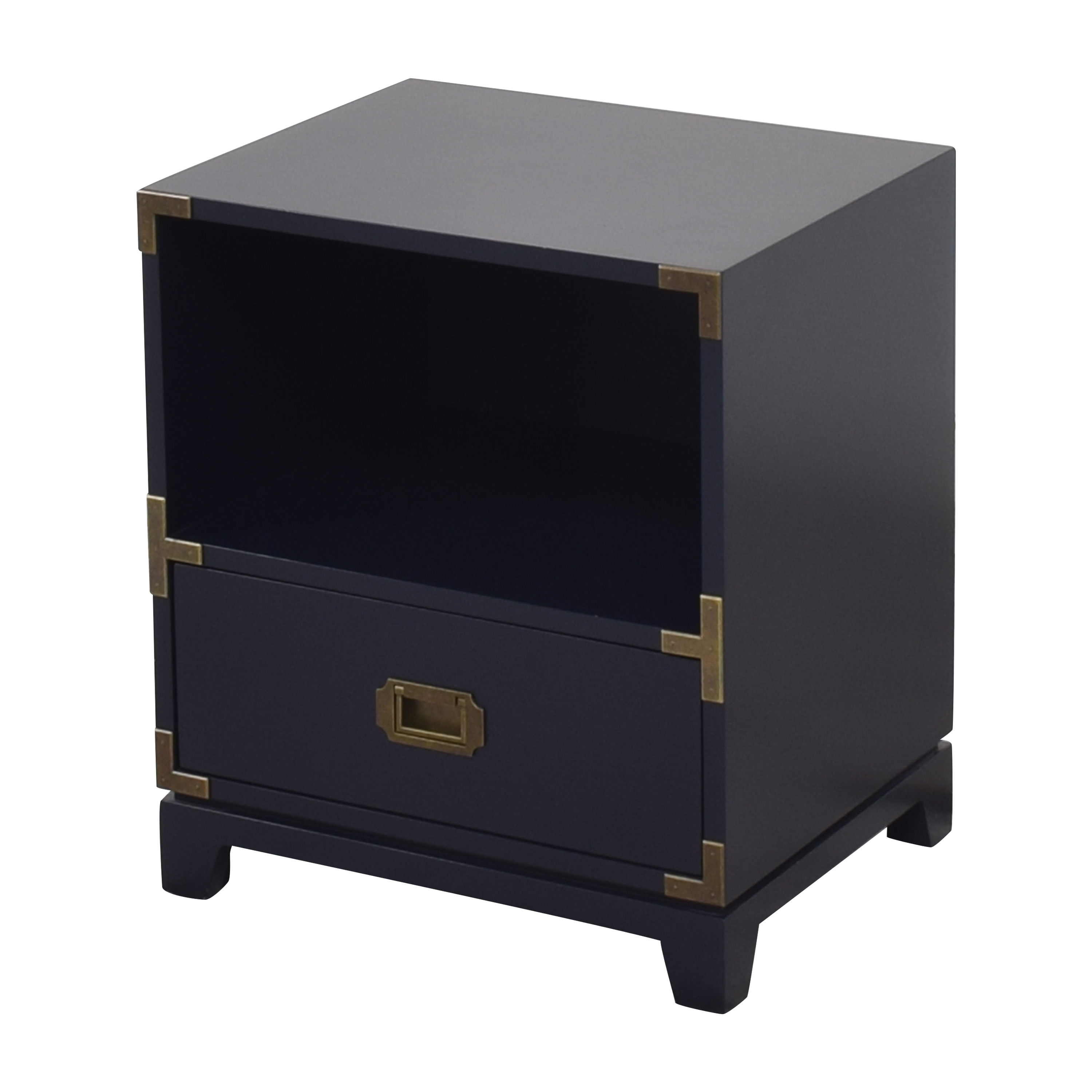 Crate & Barrel Crate & Kids Campaign Nightstand nyc