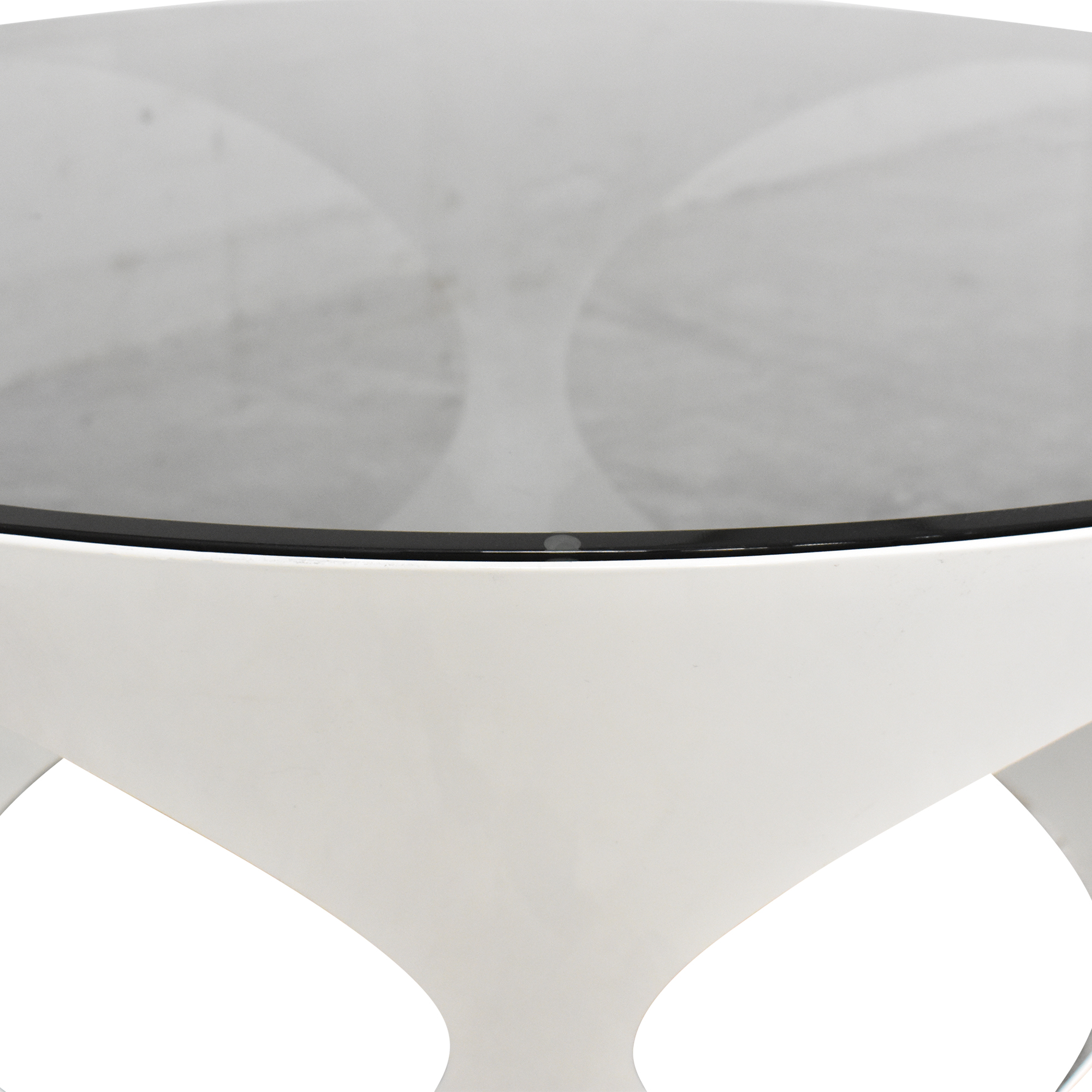 Vintage Modern Style Coffee Table pa