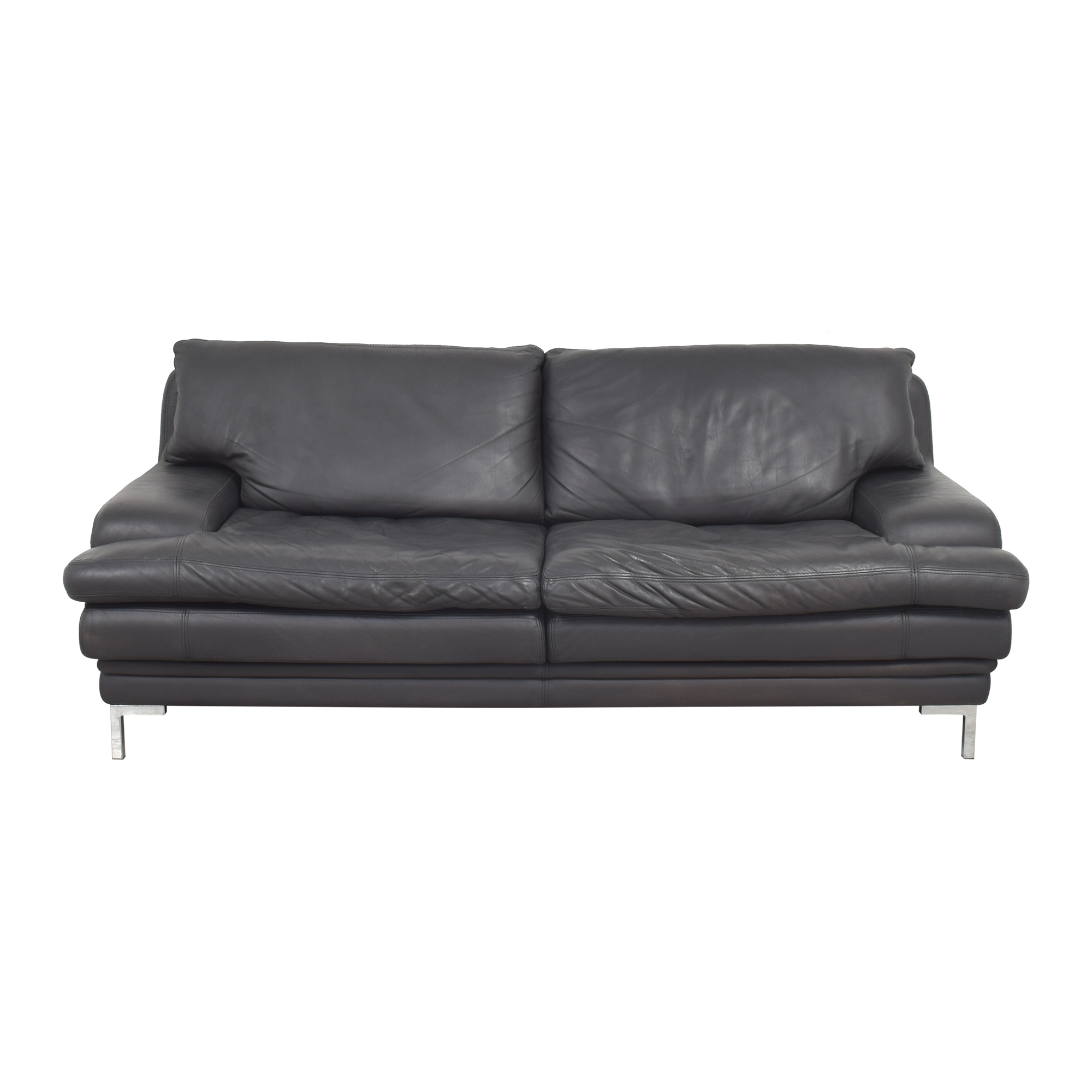 Roche Bobois Roche Bobois Two Cushion Sofa price