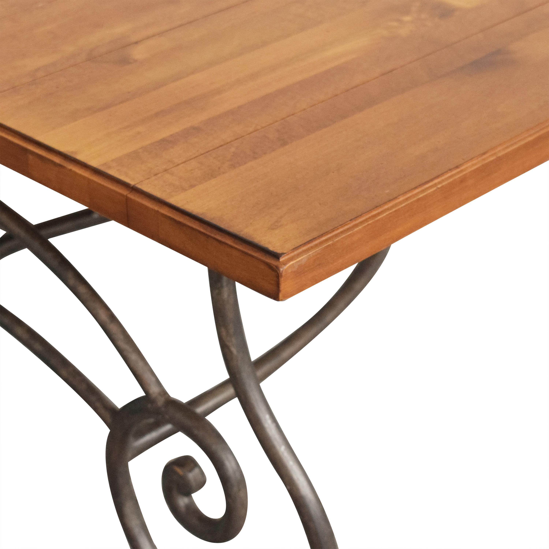Ethan Allen Ethan Allen Legacy Coffee Table dimensions