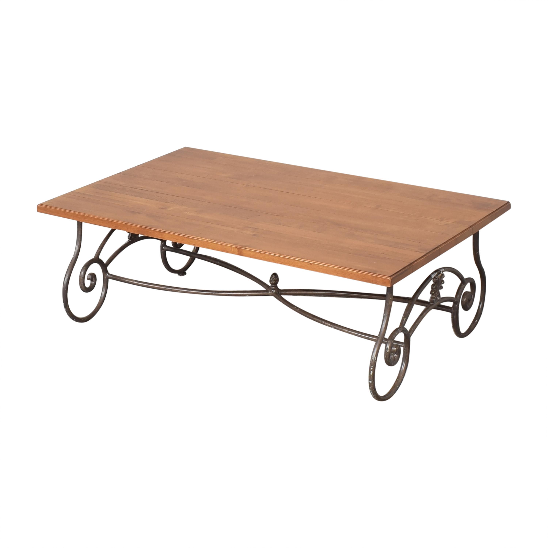 Ethan Allen Ethan Allen Legacy Coffee Table ct