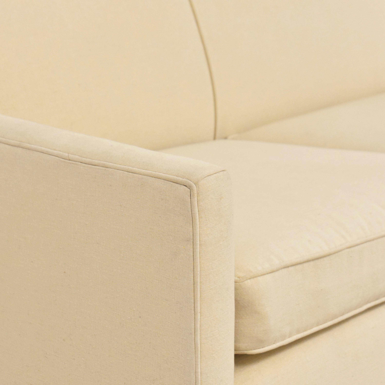 Mitchell Gold + Bob Williams Mitchell Gold + Bob Williams Cara Three Cushion Sofa ct