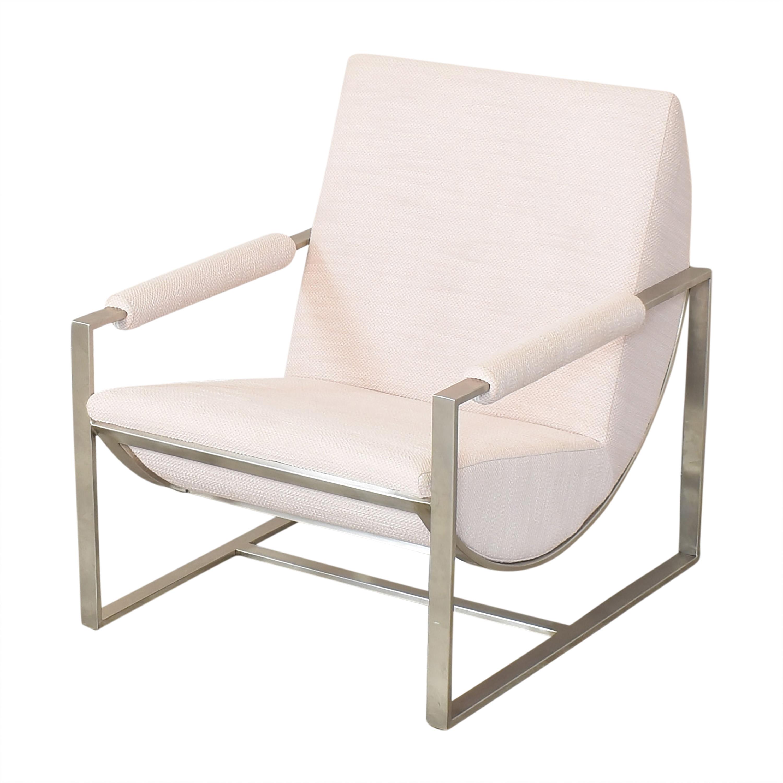 West Elm West Elm Modern Accent Chair for sale