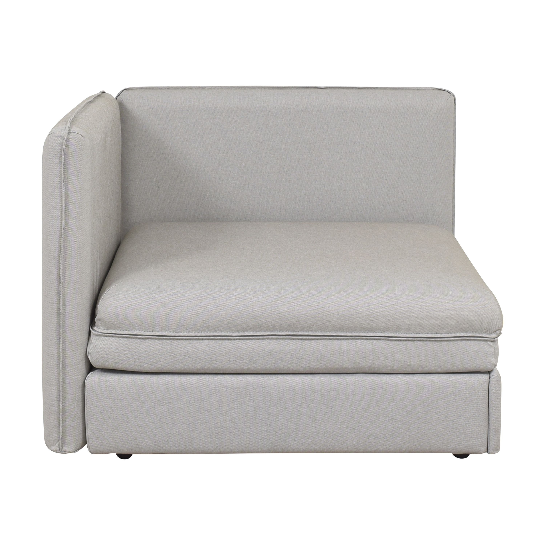 IKEA IKEA VALLENTUNA Sleeper Module with Backrests discount