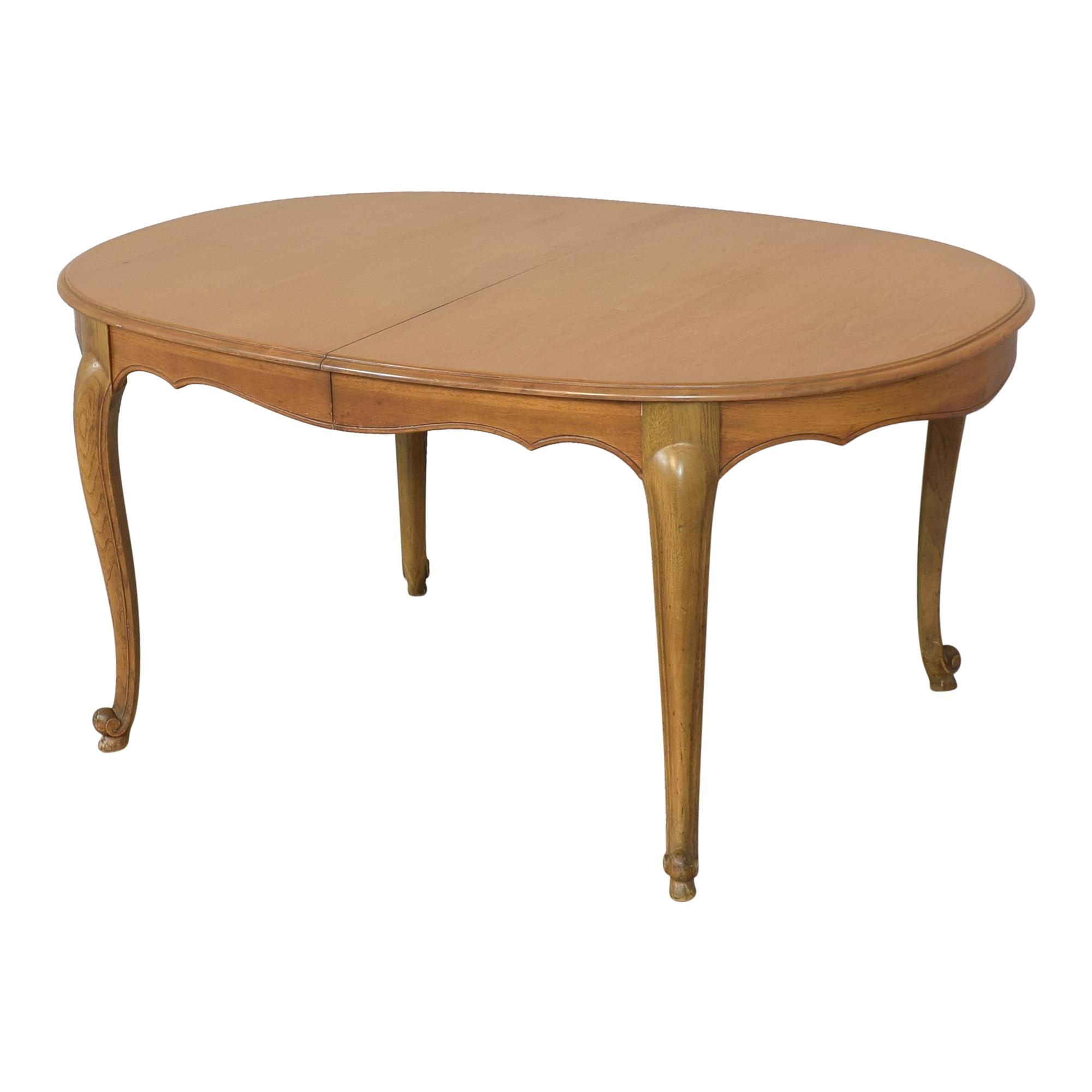 shop Drexel Drexel Chateau Laurente Extendable Dining Table online