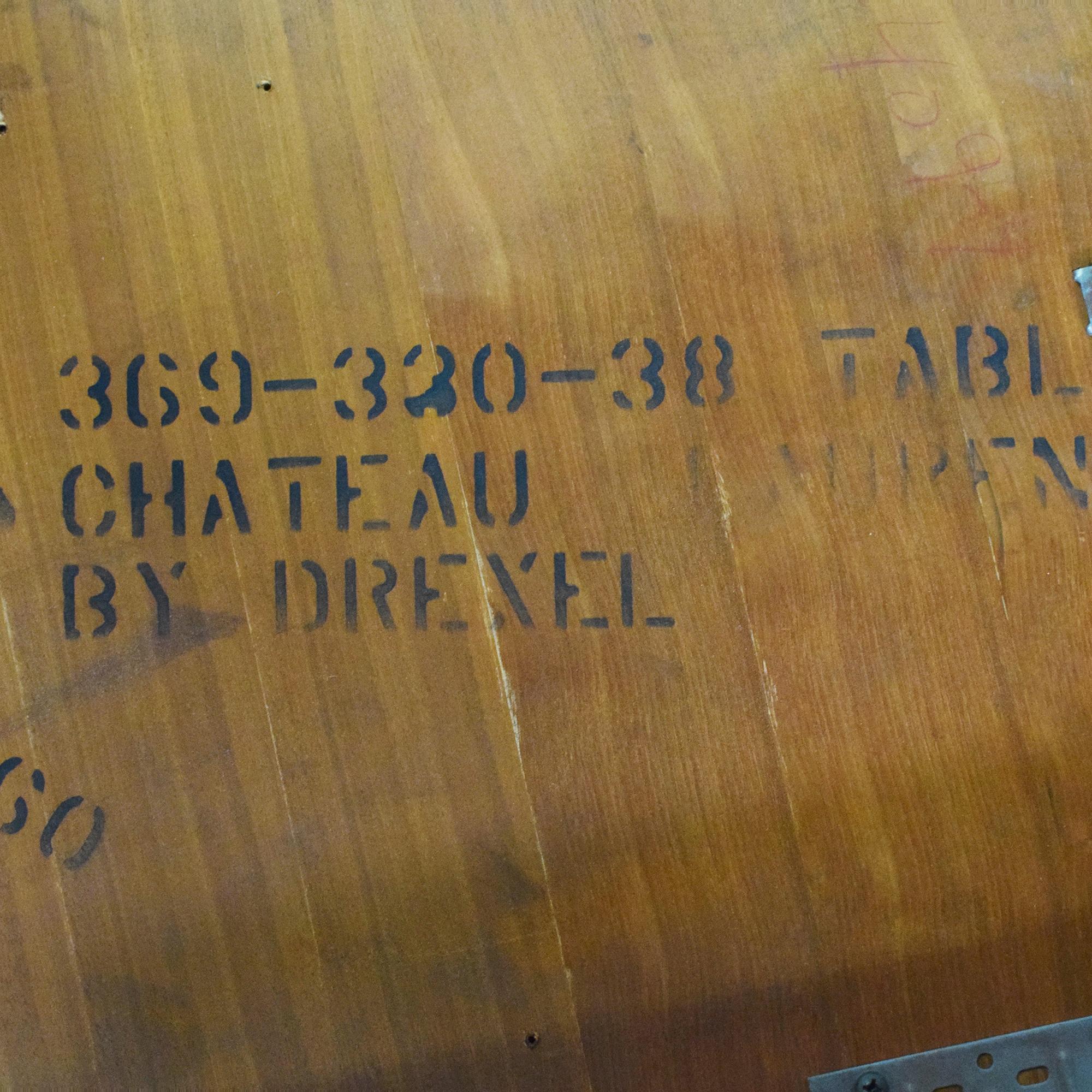 Drexel Drexel Chateau Laurente Extendable Dining Table Tables