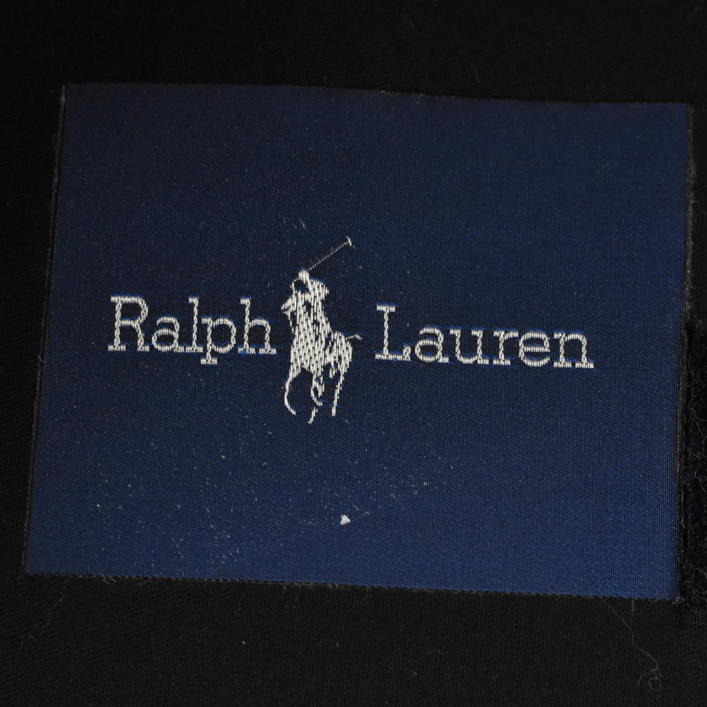Ralph Lauren Home Ralph Lauren Writer's Chair and Ottoman Accent Chairs