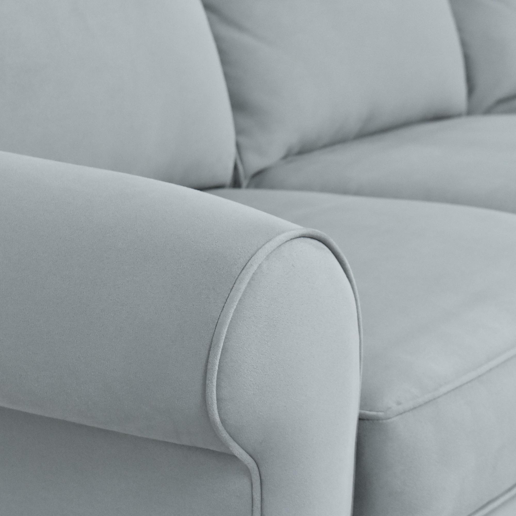 buy Raymour & Flanigan Raymour & Flanigan Cindy Crawford Home Roll Arm Sofa online