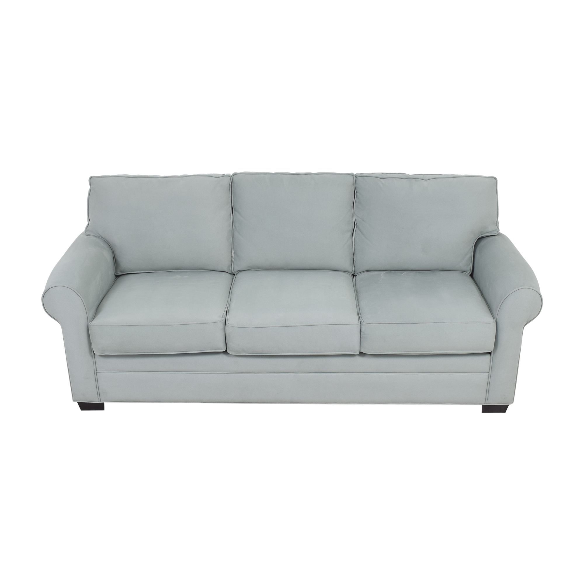 Raymour & Flanigan Raymour & Flanigan Cindy Crawford Home Roll Arm Sofa used