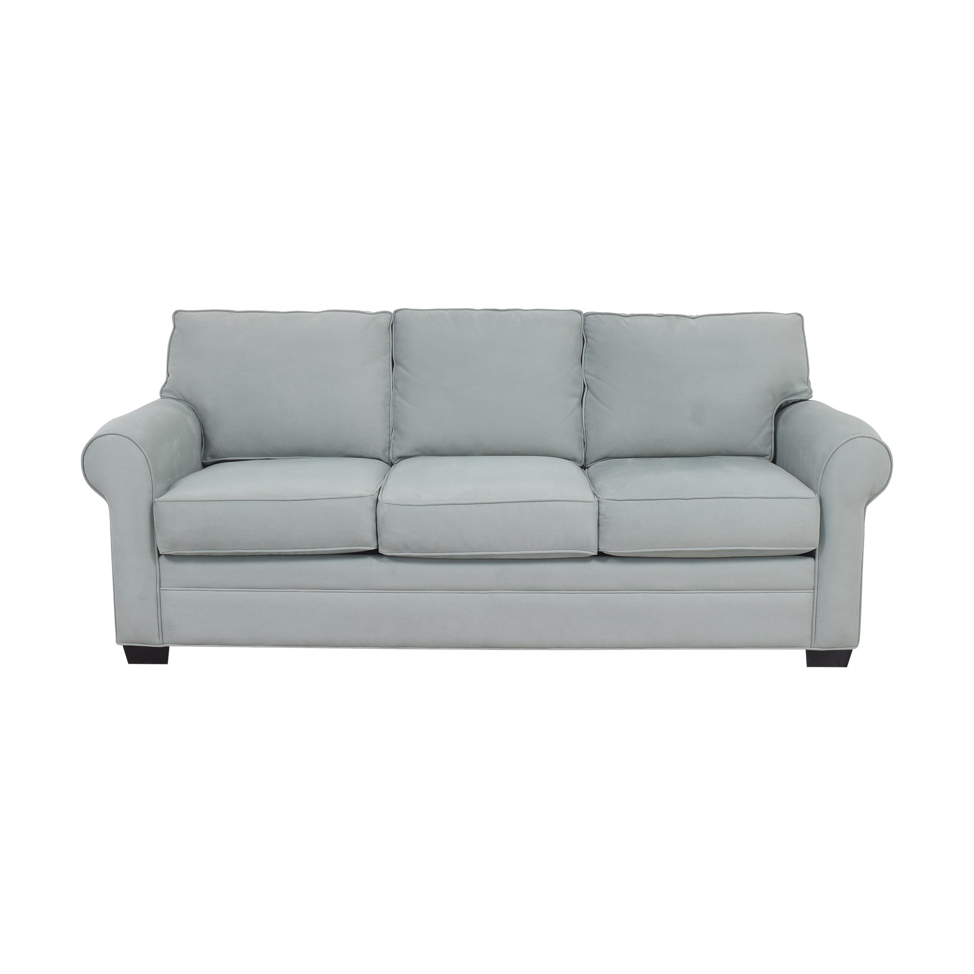 Raymour & Flanigan Cindy Crawford Home Roll Arm Sofa / Classic Sofas