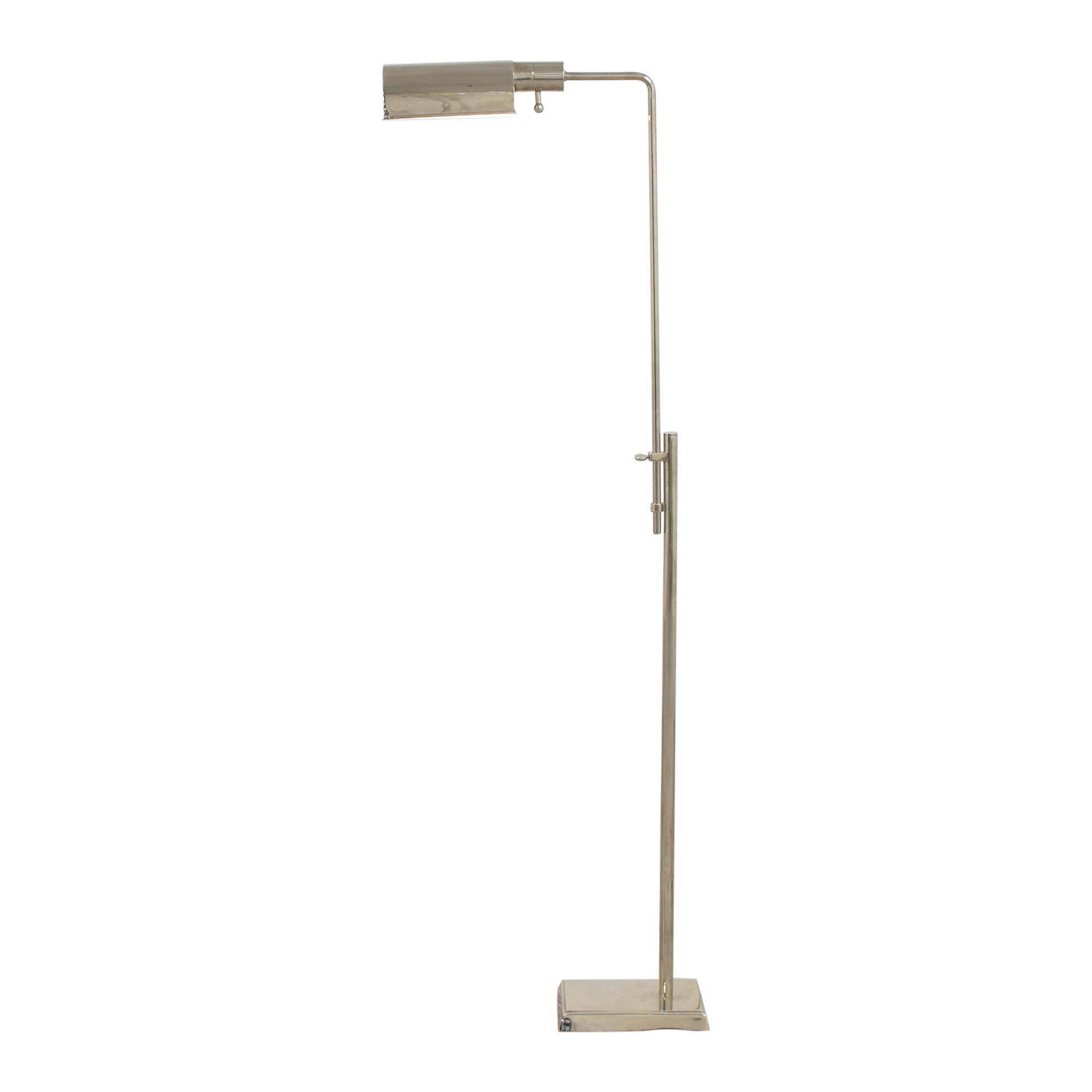 Burke Decor Burke Decor Pask Pharmacy Floor Lamp dimensions