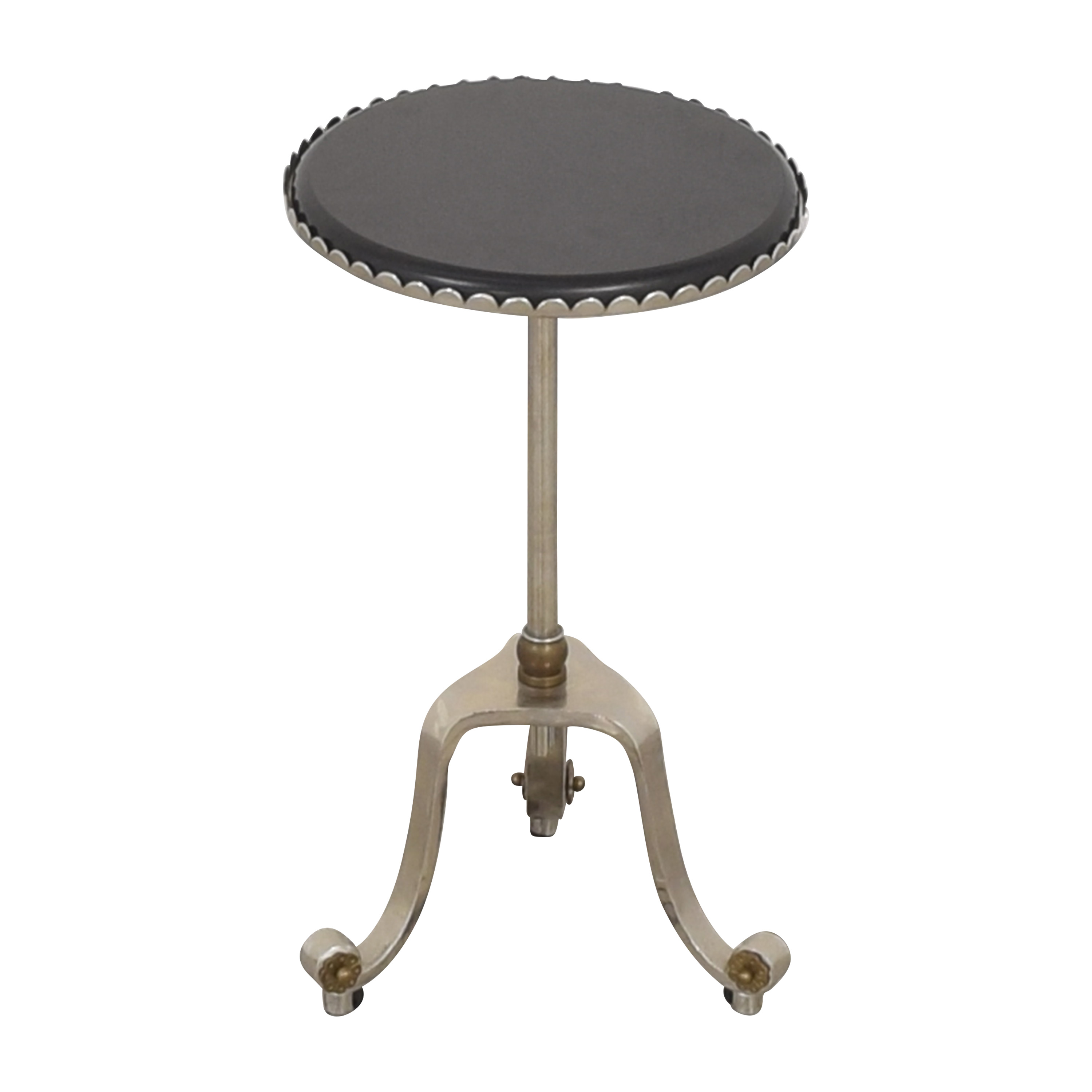 buy Adjustable Round Top Accent Table  Accent Tables