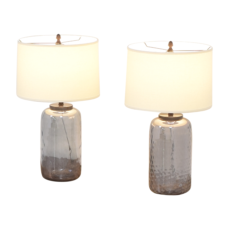 Pottery Barn Alana Table Lamps / Lamps