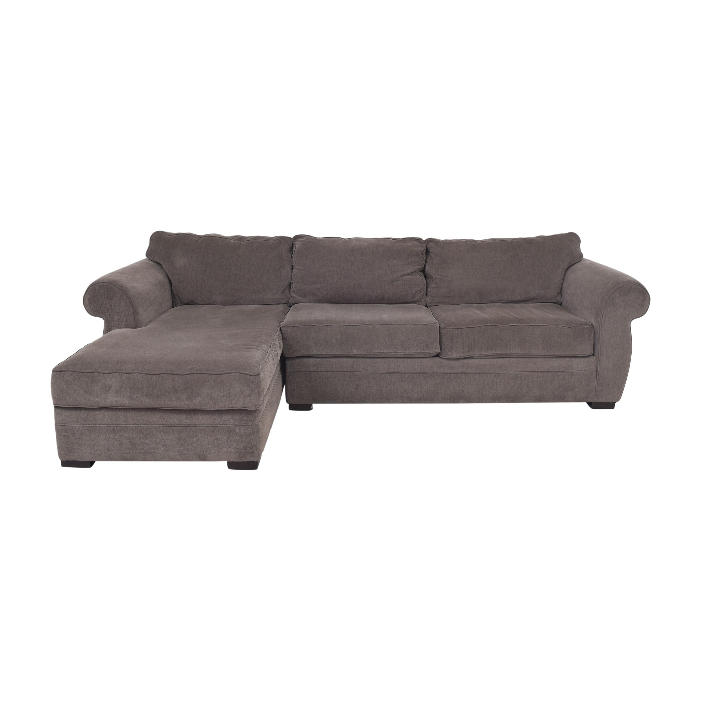 Macy's Macy's Chaise Sectional Sofa pa