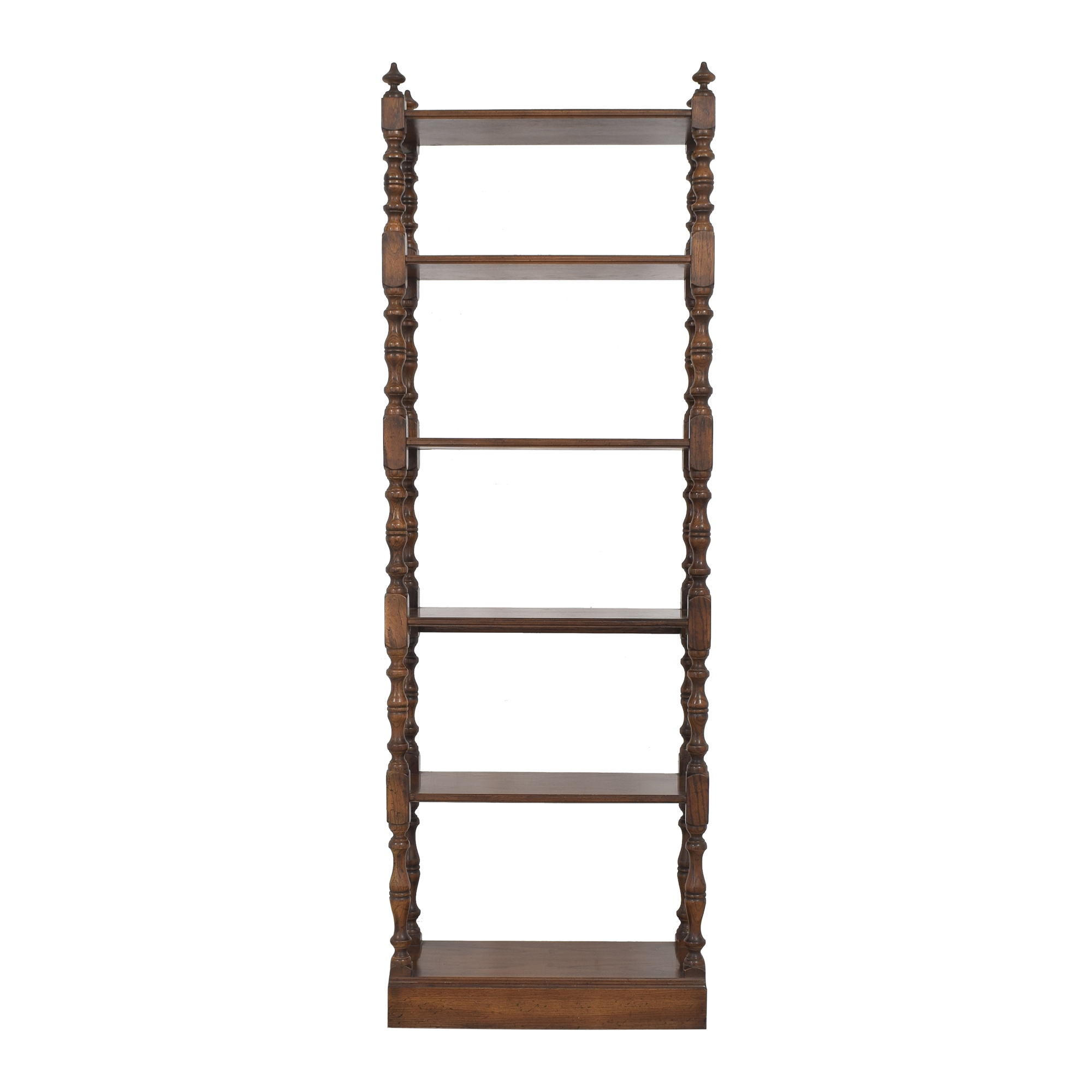 Drexel Heritage Drexel Heritage Turned Column Etagere Bookcase coupon