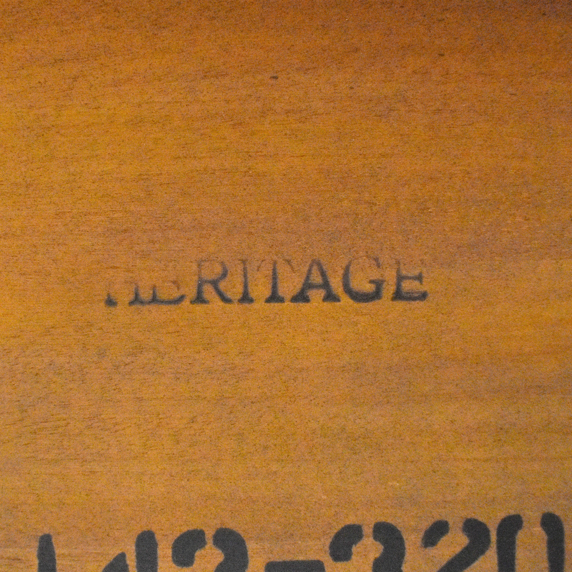 Heritage Heritage Rectangular Dining Table Tables