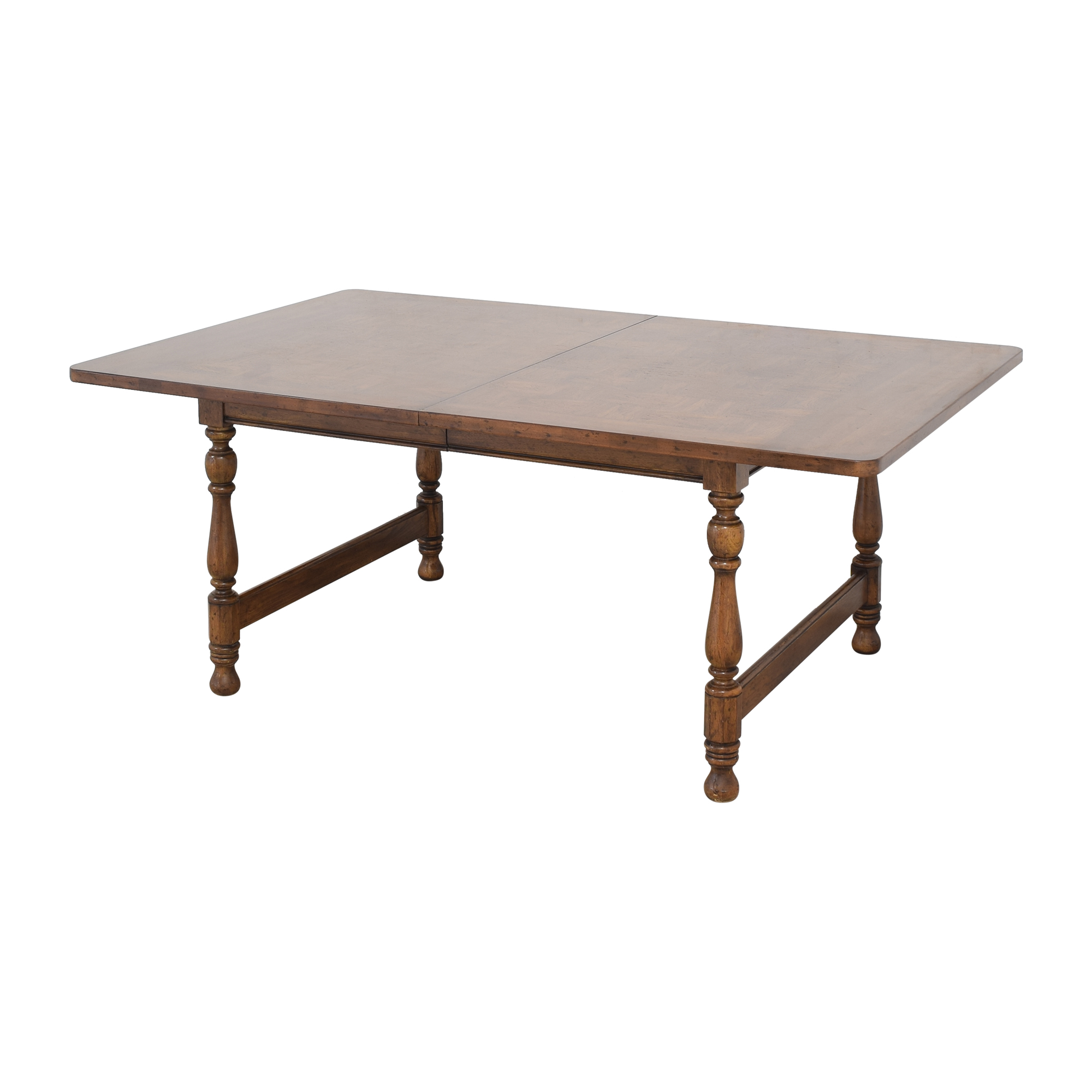 Heritage Heritage Rectangular Dining Table second hand