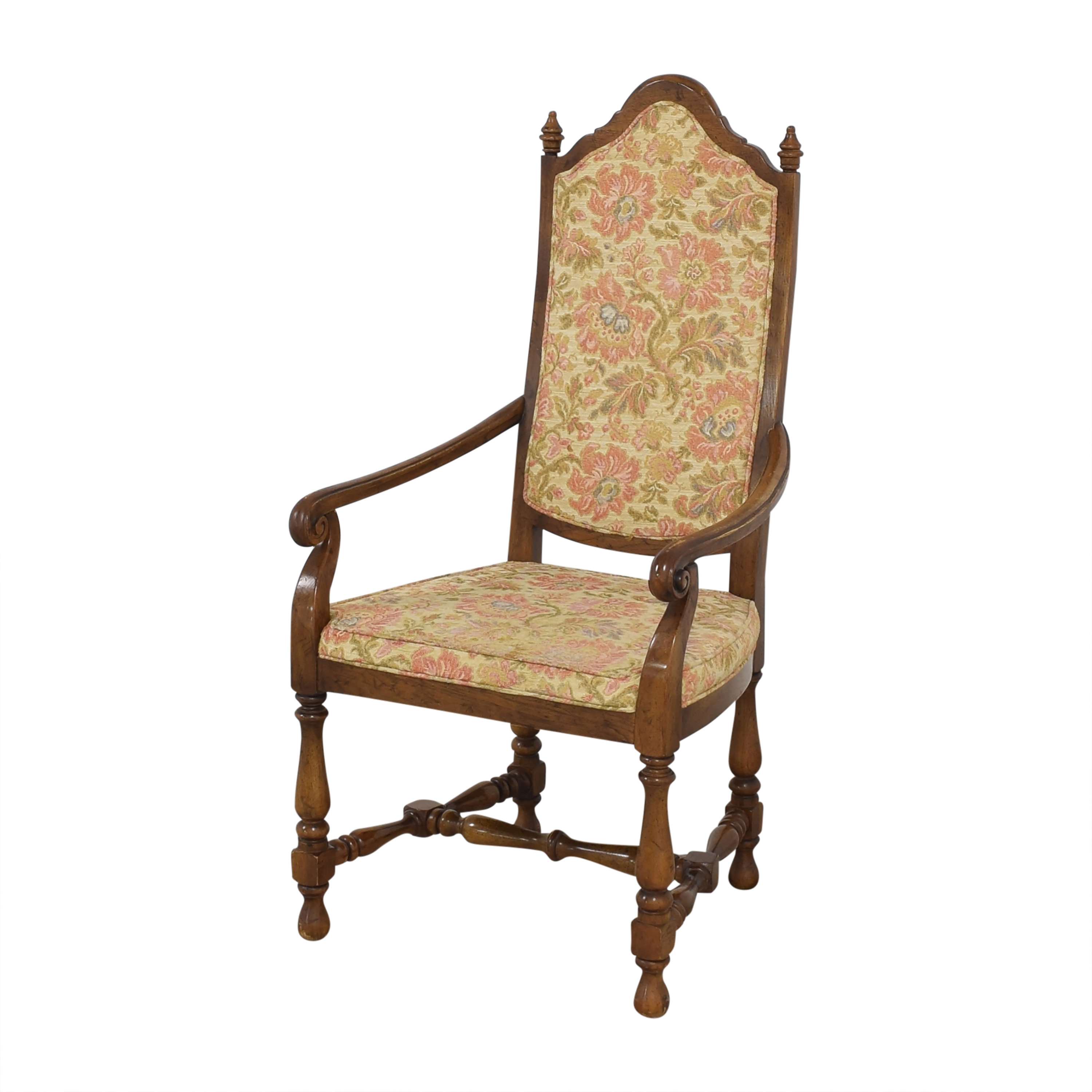 Heritage High Back Dining Armchairs sale
