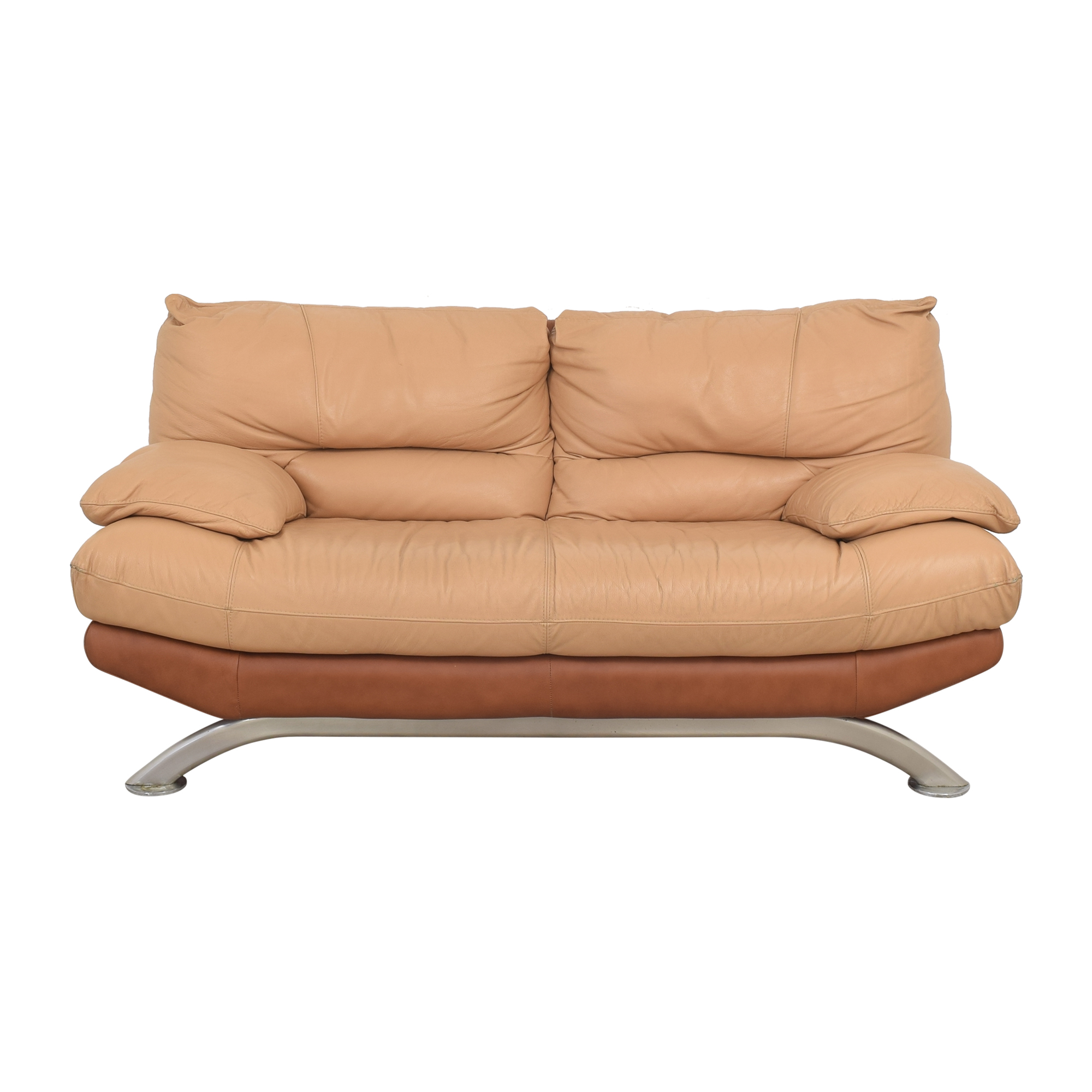 Nicoletti Home Nicoletti Two Seat Sofa dimensions
